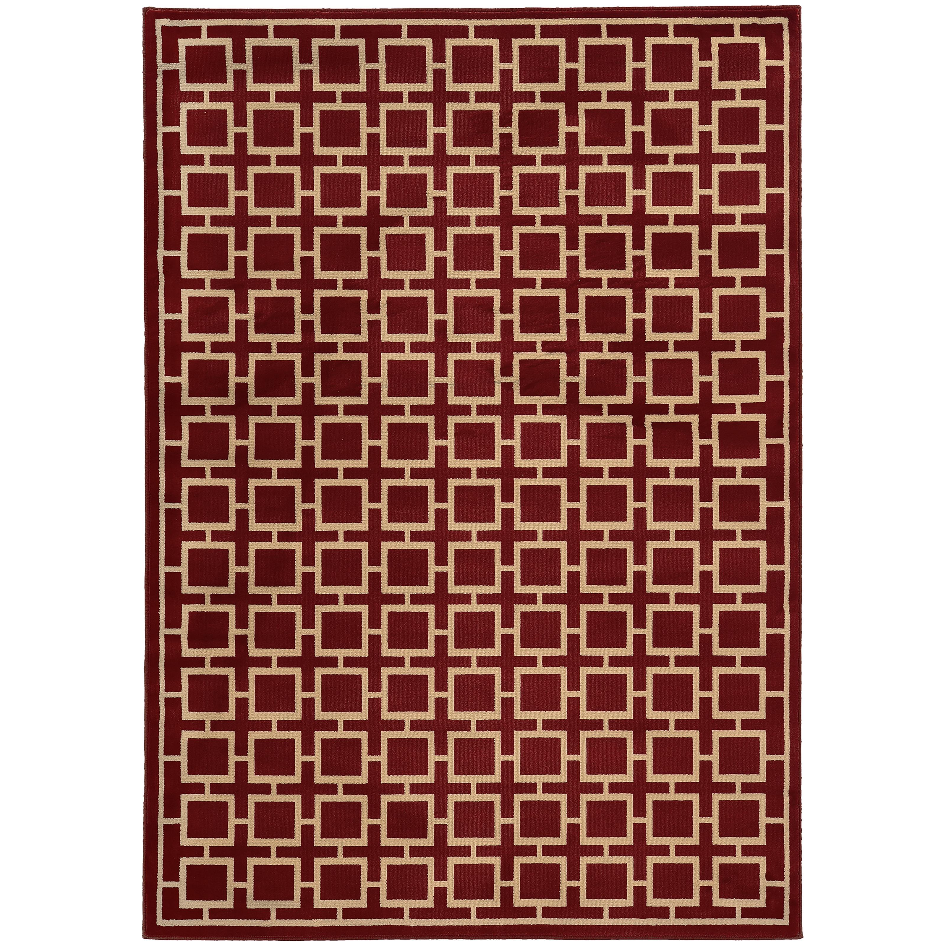 "Oriental Weavers Ella 3' 3"" X  5' 5"" Rug - Item Number: E3885A100165ST"
