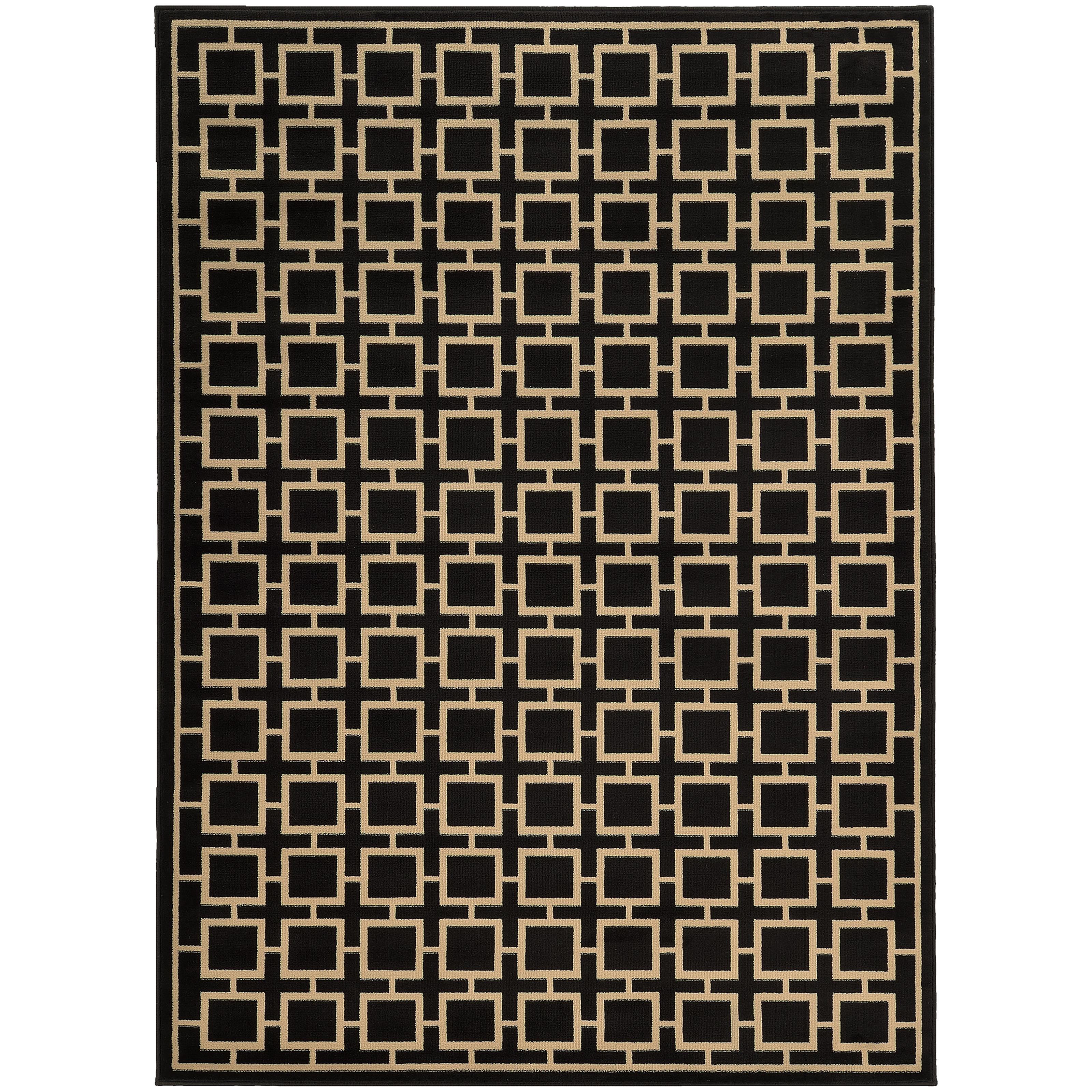 "Oriental Weavers Ella 5' 3"" X  7' 3"" Rug - Item Number: E3885C160220ST"