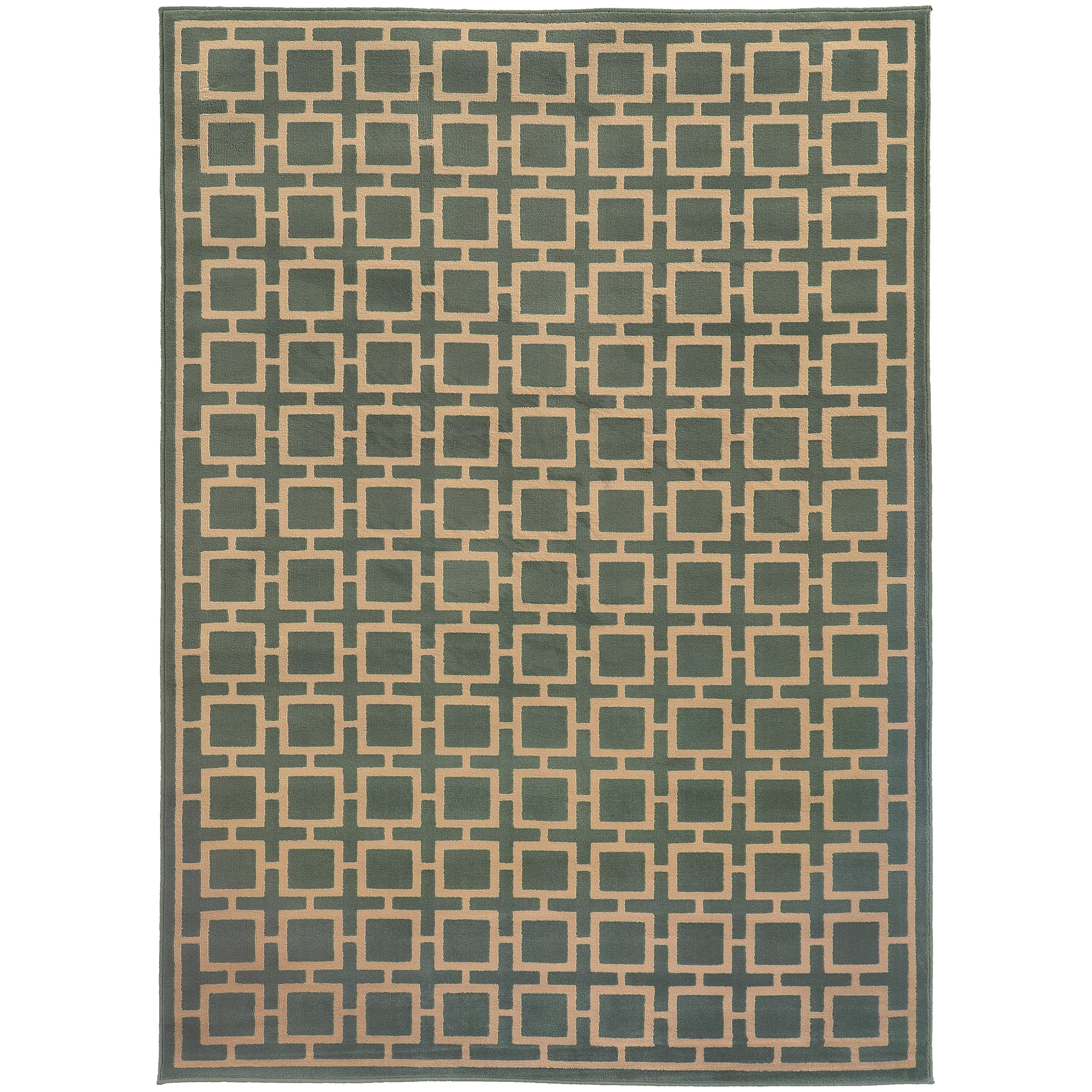 "Oriental Weavers Ella 3' 3"" X  5' 5"" Rug - Item Number: E3885D100165ST"