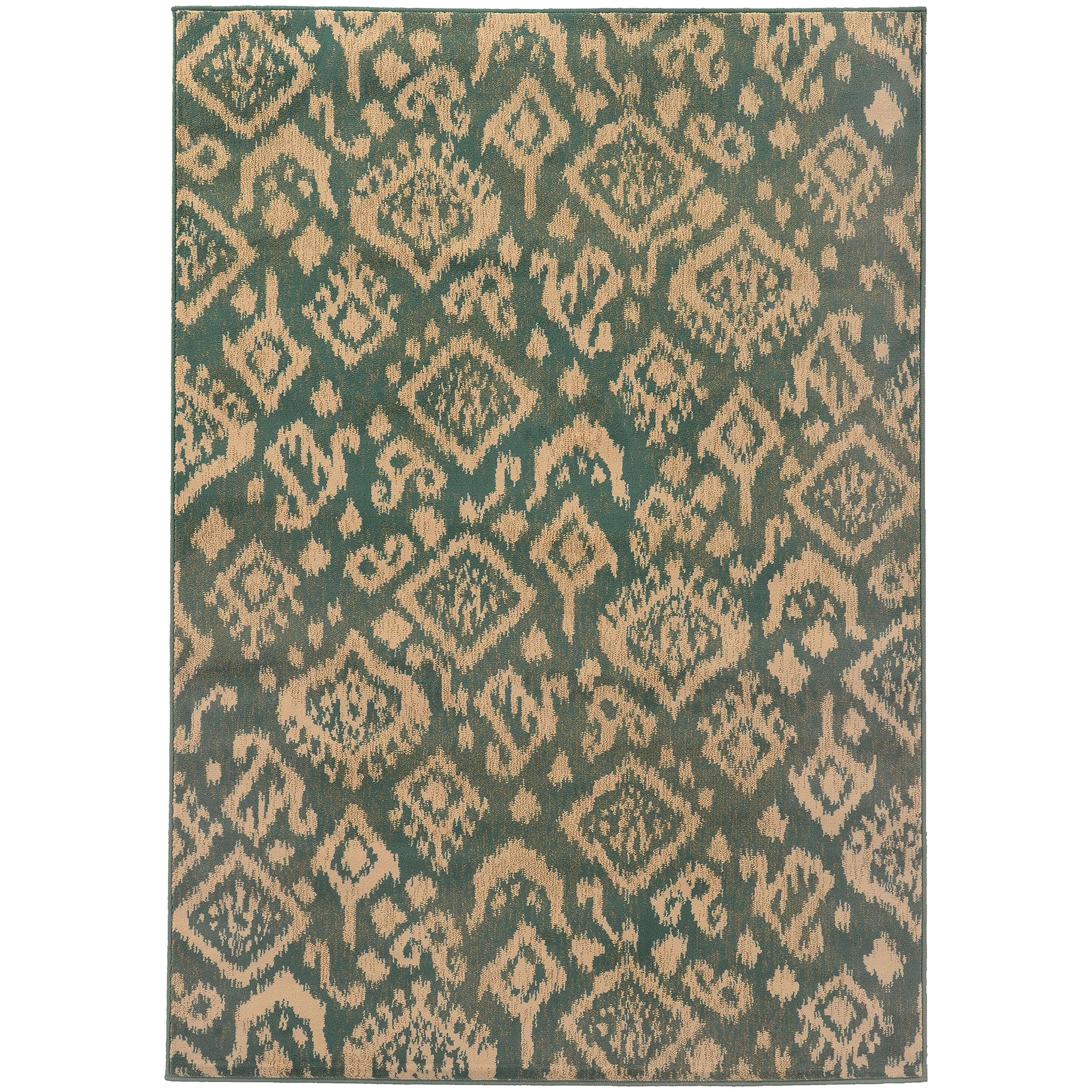"Oriental Weavers Ella 3' 3"" X  5' 5"" Rug - Item Number: E5113B100165ST"