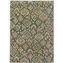 "Oriental Weavers Ella 6' 7"" X  9' 6"" Rug - Item Number: E5113B200290ST"