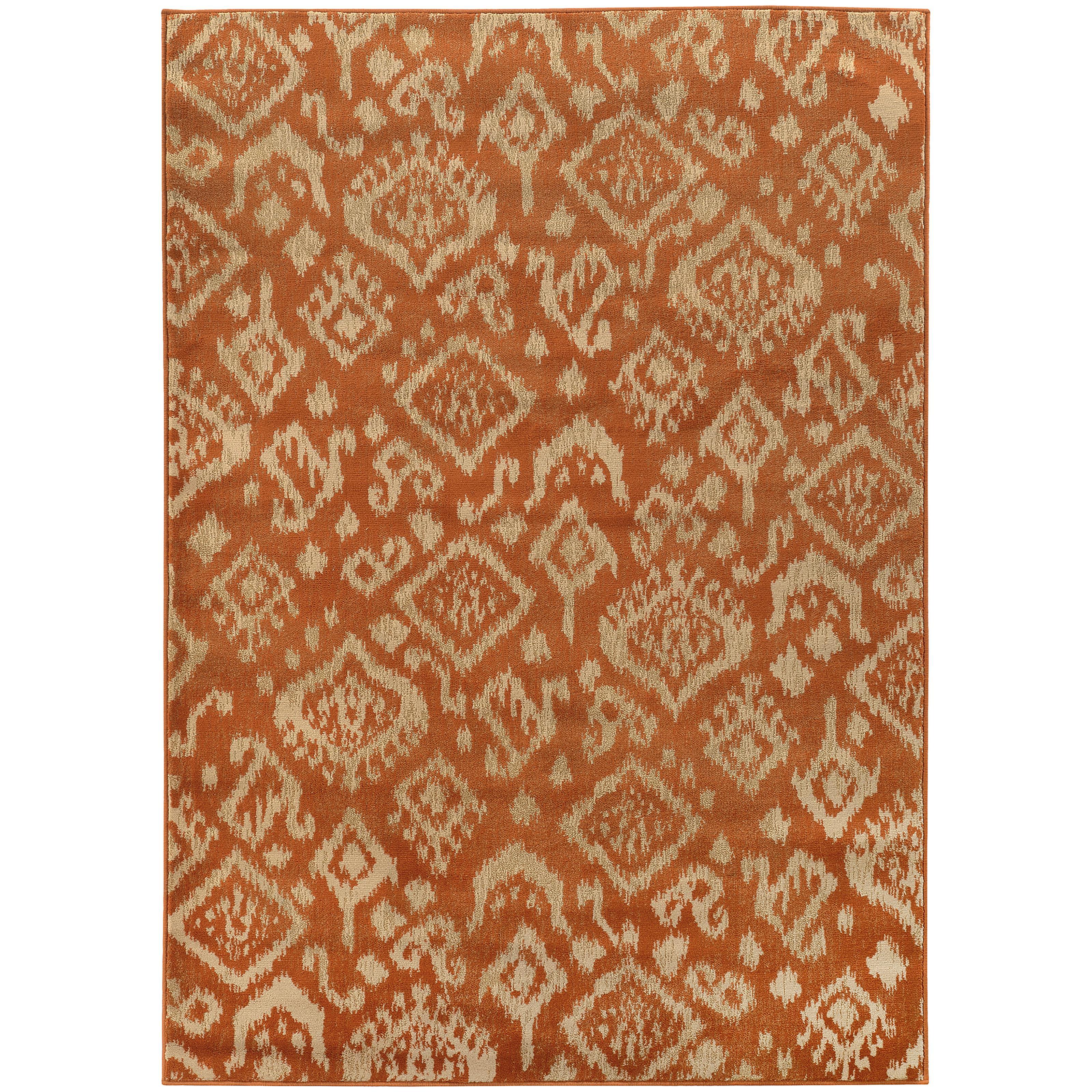 "Oriental Weavers Ella 3' 3"" X  5' 5"" Rug - Item Number: E5113C100165ST"
