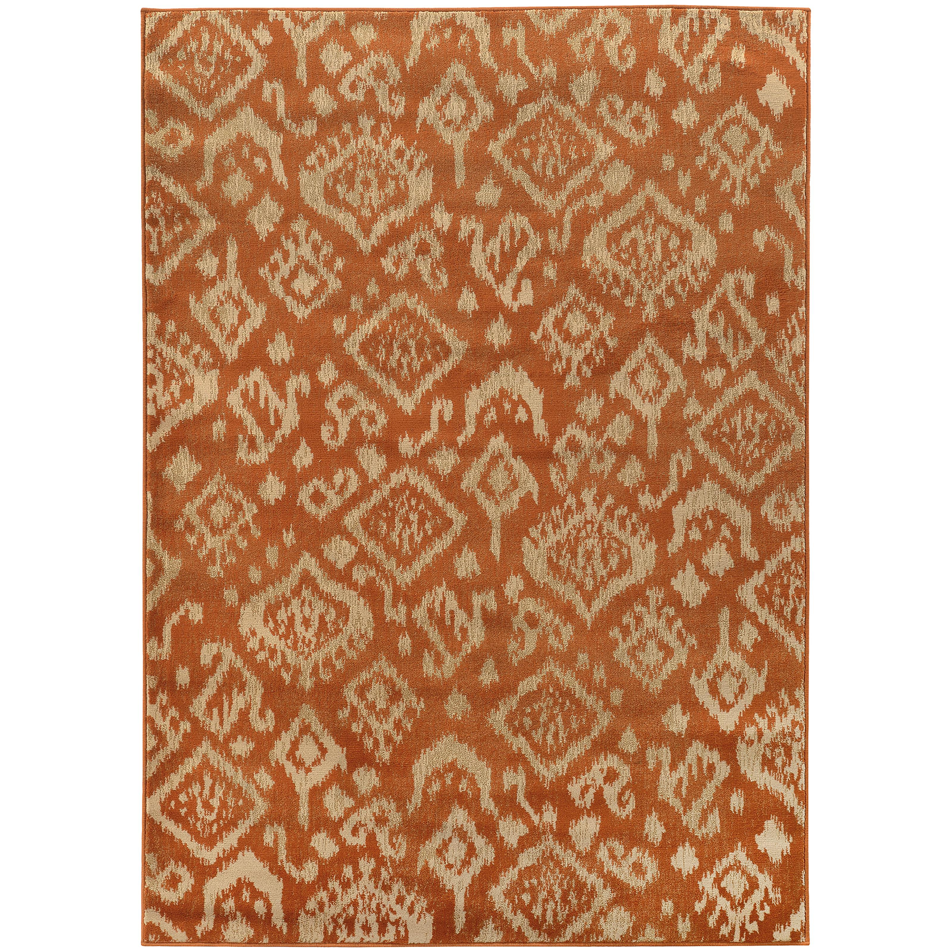 "Oriental Weavers Ella 6' 7"" X  9' 6"" Rug - Item Number: E5113C200290ST"