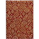 "Oriental Weavers Ella 1'10"" X  3' 3"" Rug - Item Number: E5113D056099ST"