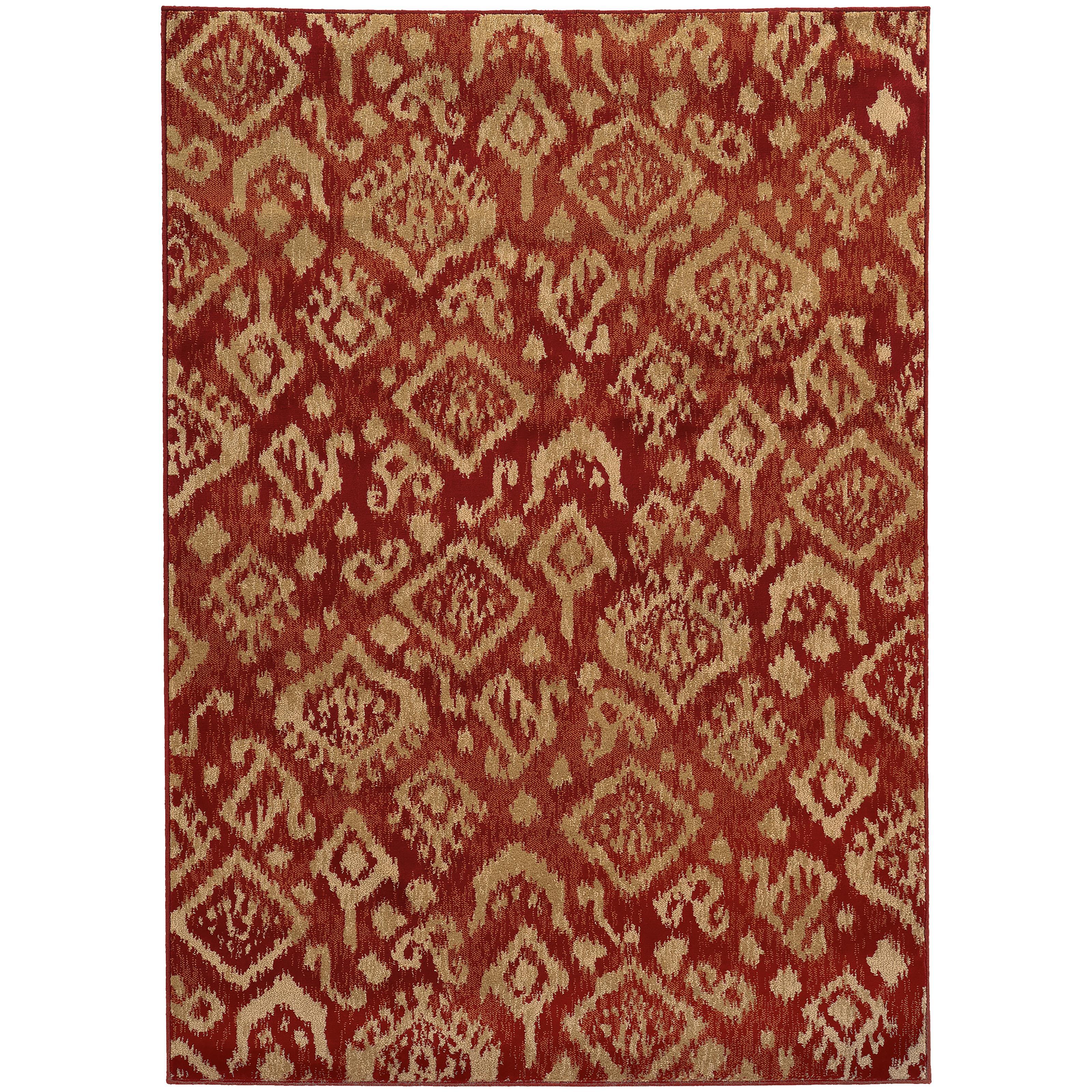 "Oriental Weavers Ella 5' 3"" X  7' 3"" Rug - Item Number: E5113D160220ST"