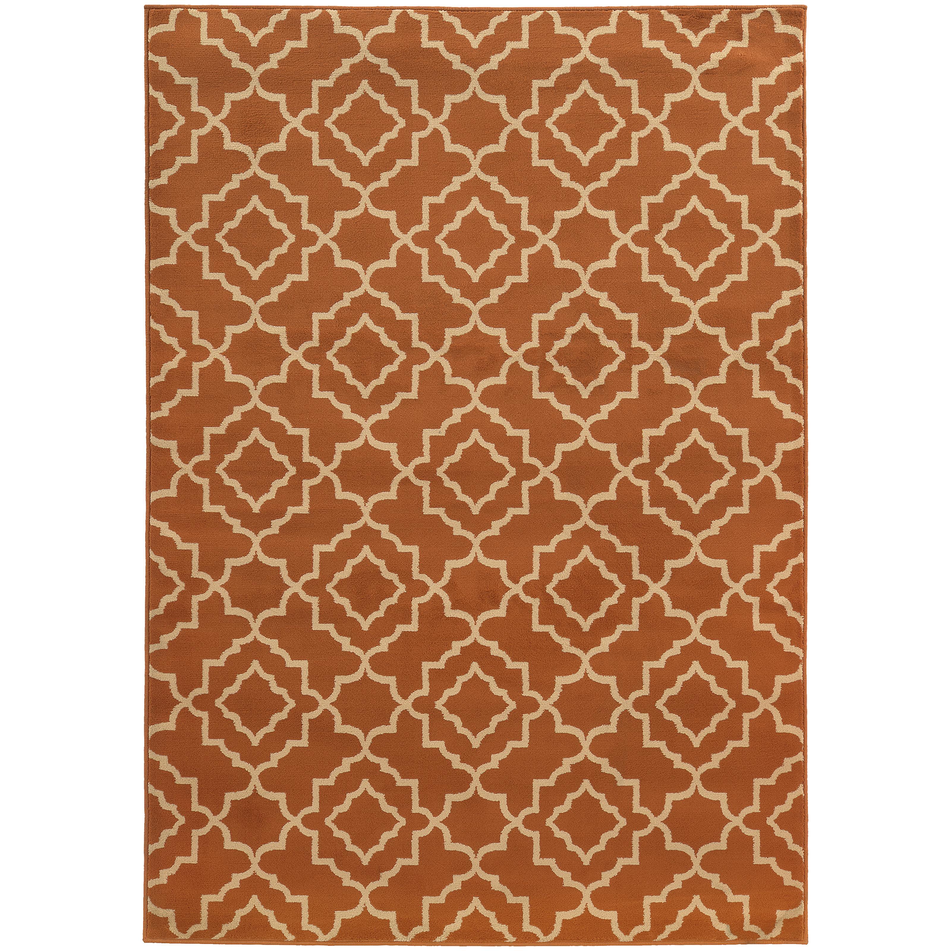 "Oriental Weavers Ella 1'10"" X  7' 6"" Rug - Item Number: E5185F056229ST"