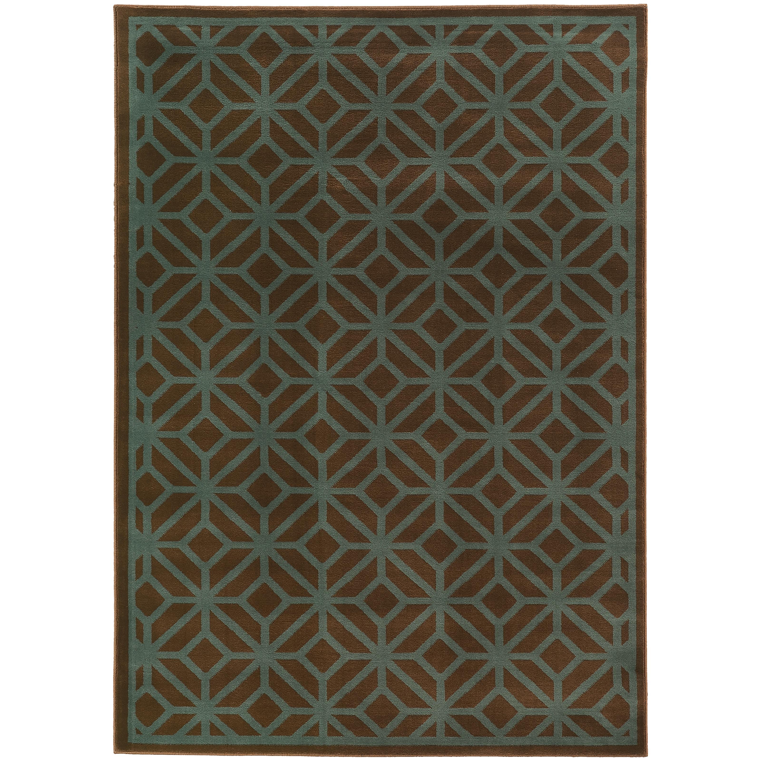 "Oriental Weavers Ella 6' 7"" X  9' 6"" Rug - Item Number: E5188D200290ST"