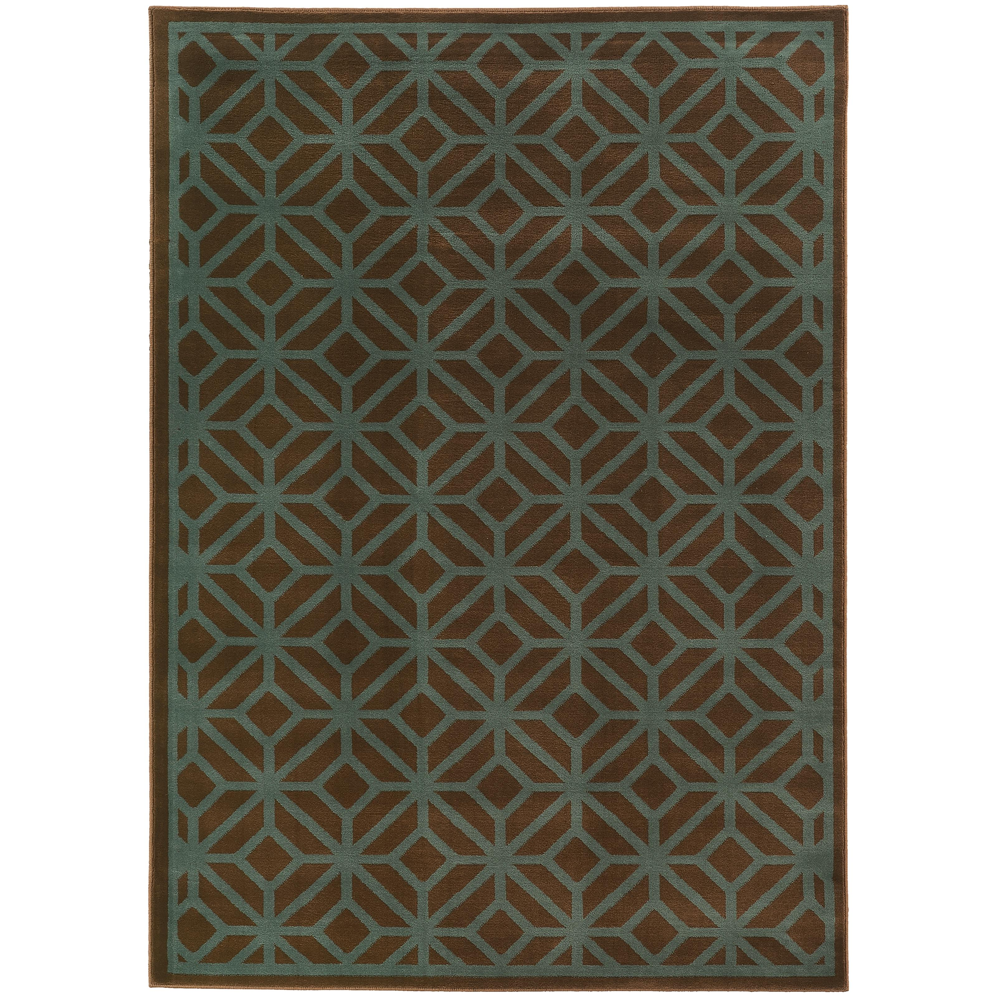 "Oriental Weavers Ella 7'10"" X 10' 0"" Rug - Item Number: E5188D240305ST"