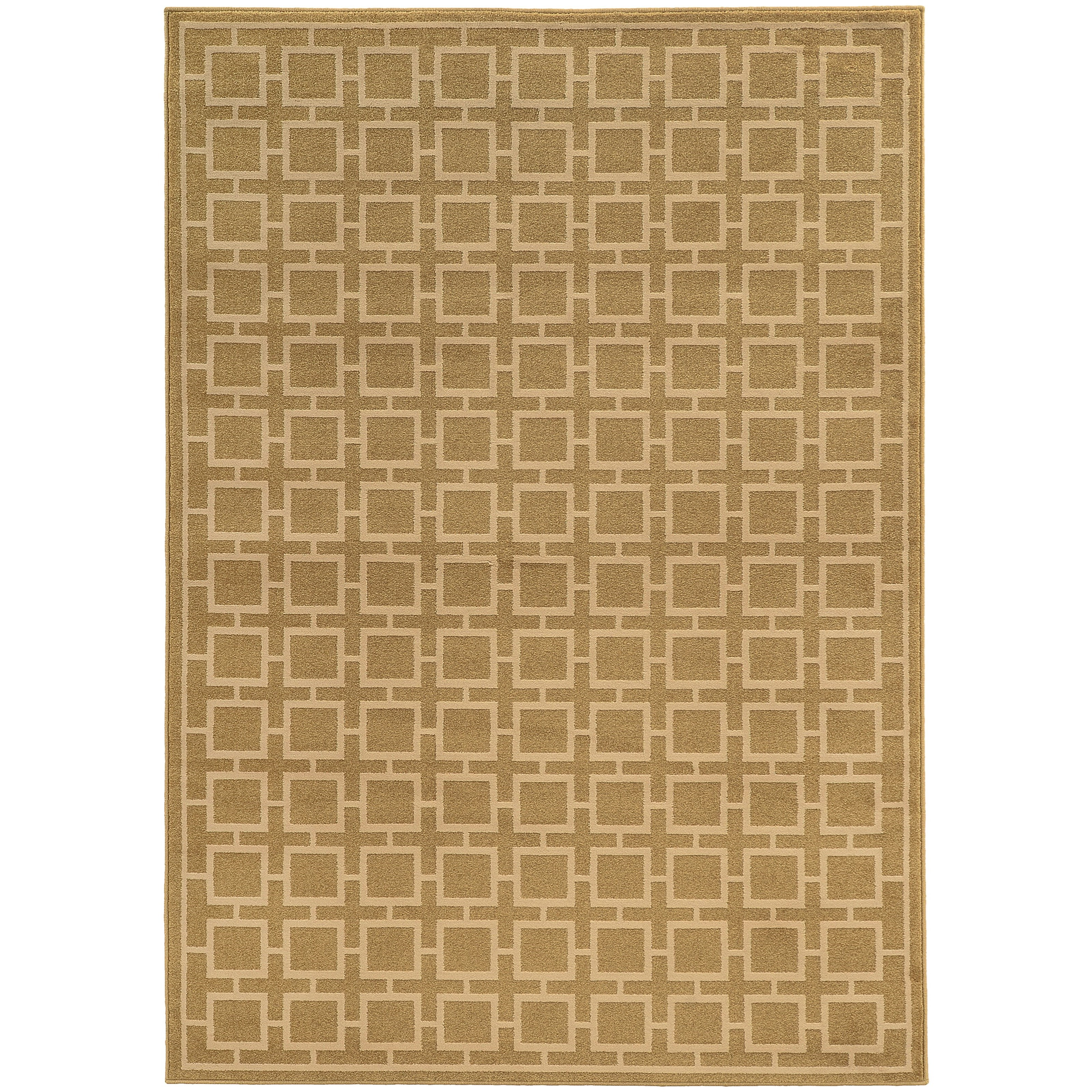 "Oriental Weavers Ella 6' 7"" X  9' 6"" Rectangle Area Rug - Item Number: ELL3885B67X96"