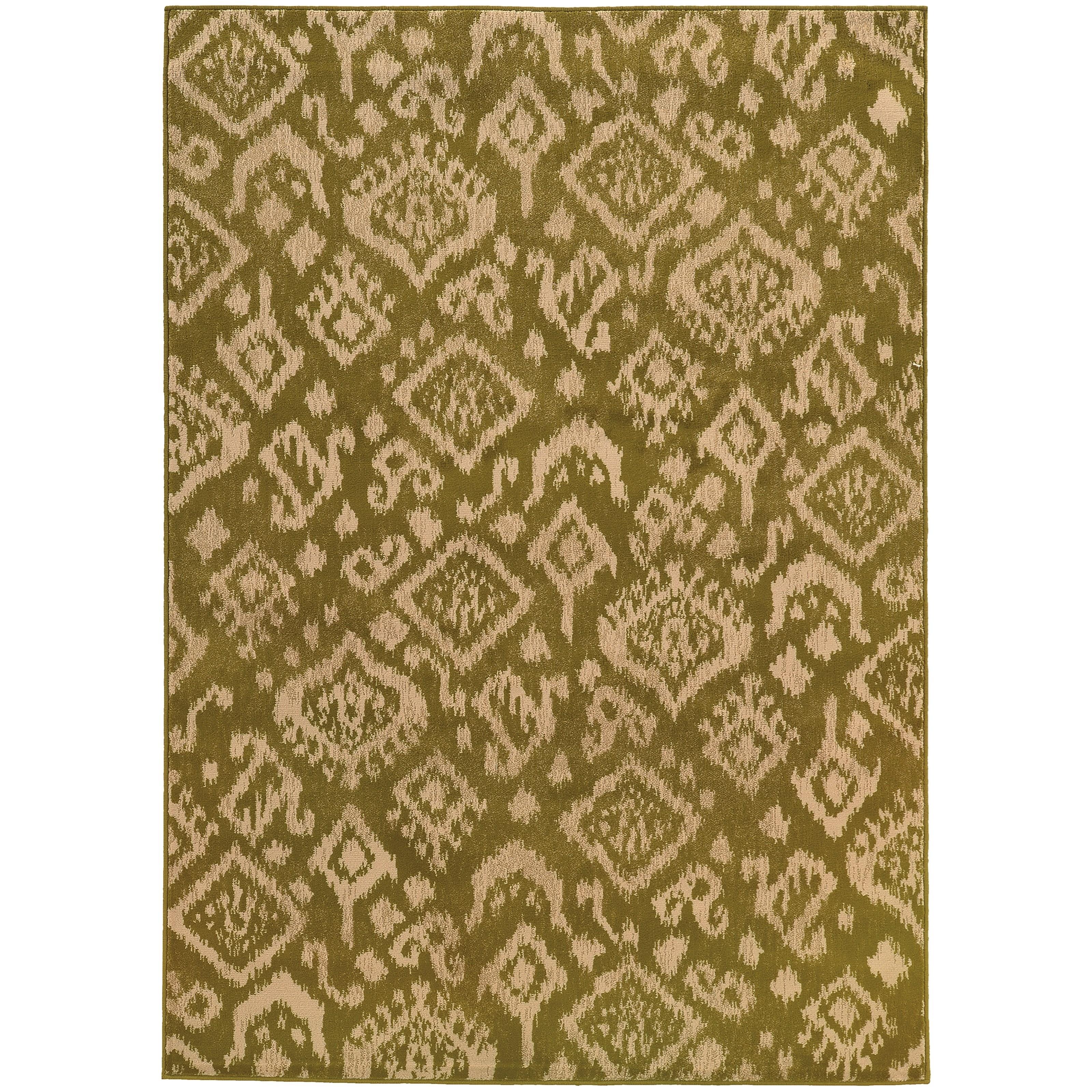"Oriental Weavers Ella 6' 7"" X  9' 6"" Rectangle Area Rug - Item Number: ELL5113A67X96"