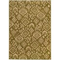 "Oriental Weavers Ella 6' 7"" X  9' 6"" Rectangle Area Rug - Item Number: ELL5113A67X96"
