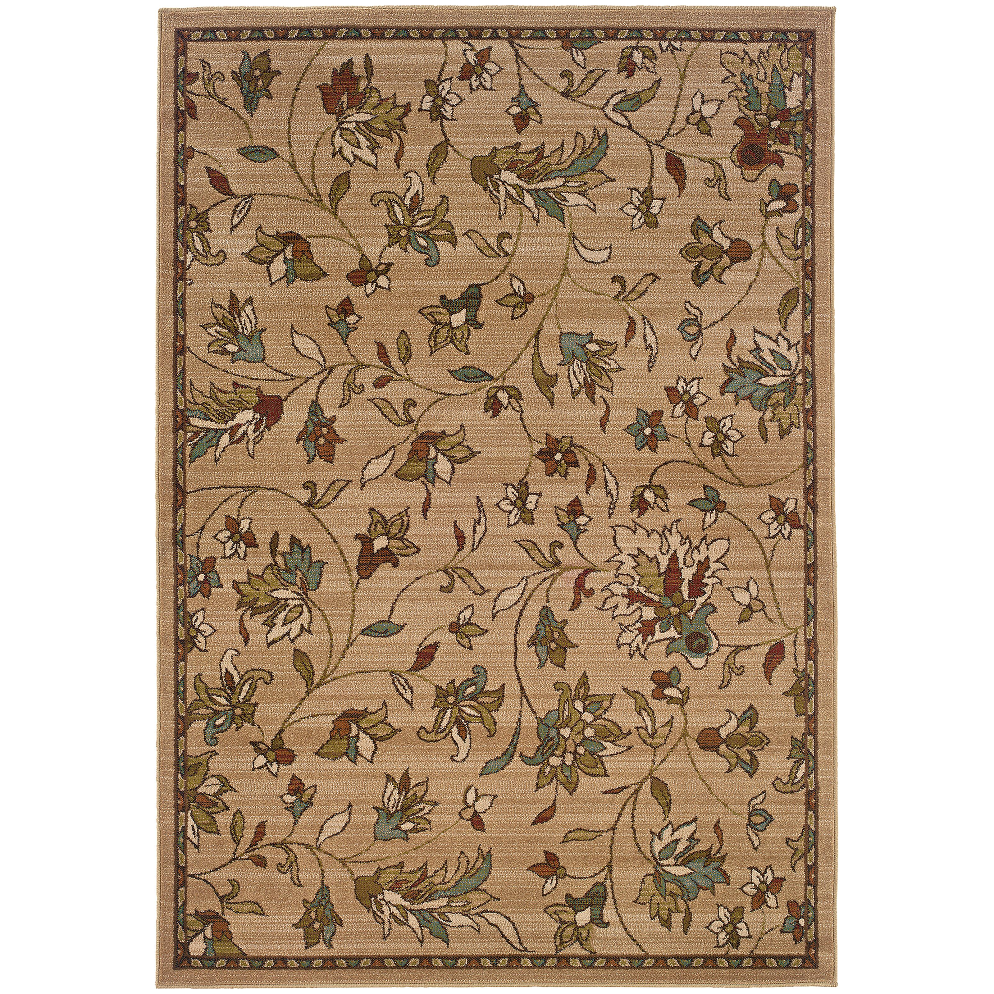 "Oriental Weavers Emerson 3'10"" X  5' 5"" Rug - Item Number: E1994A117165ST"