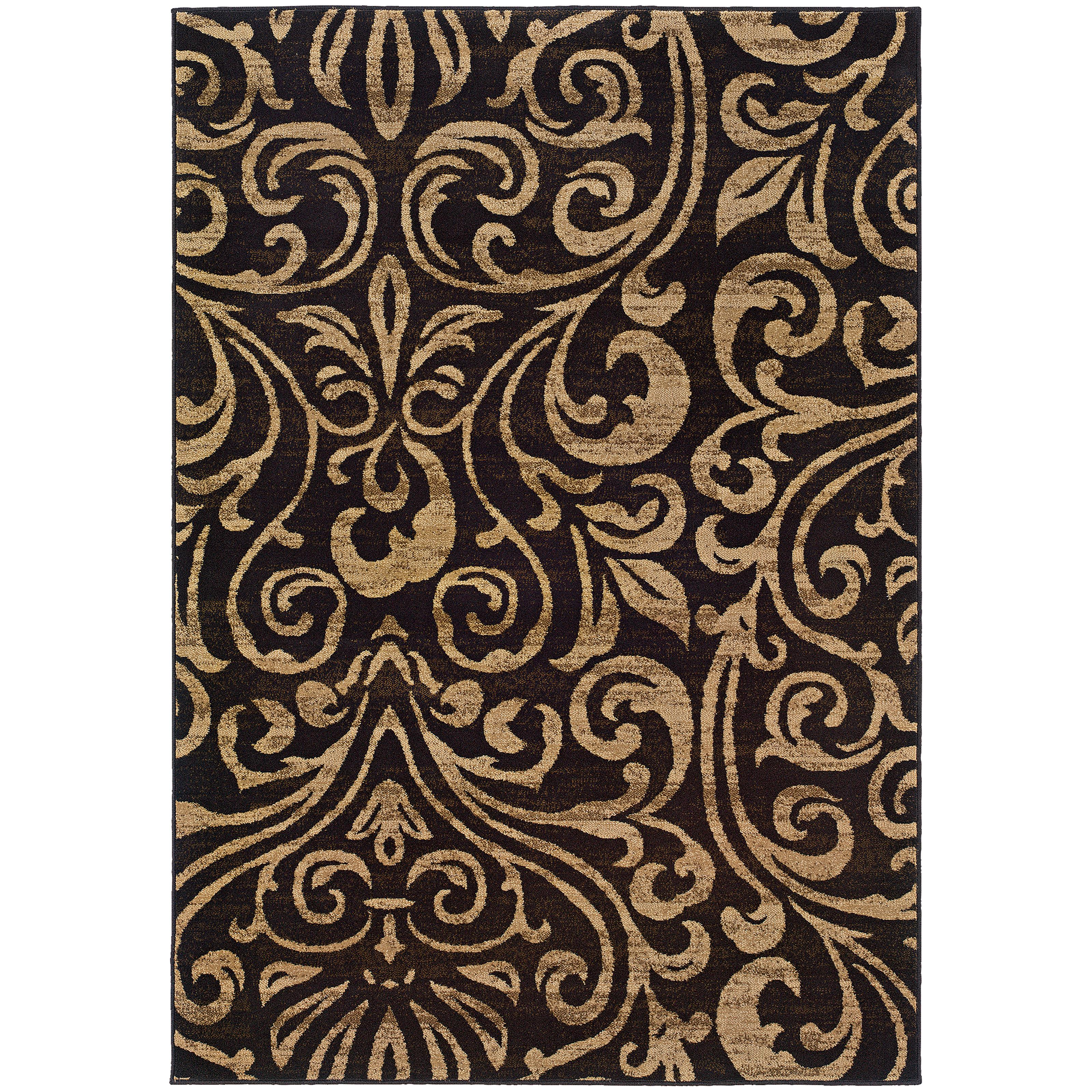 "Oriental Weavers Emerson 6' 7"" X  9' 6"" Rug - Item Number: E2033C200290ST"