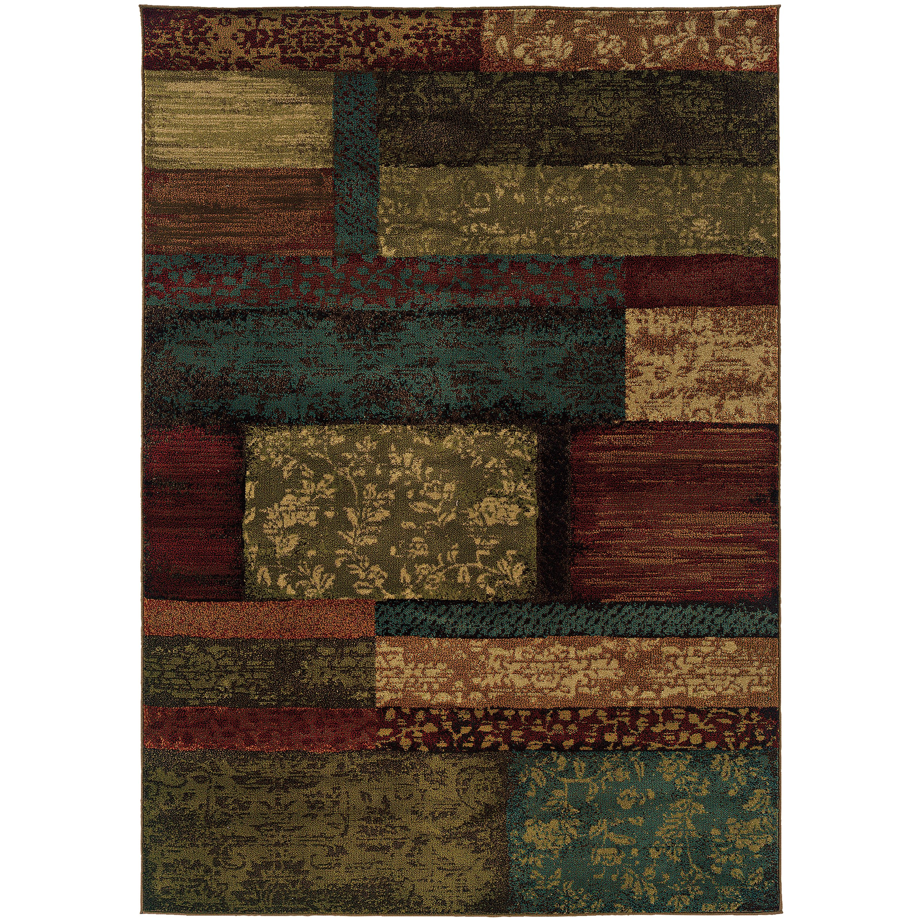 "Oriental Weavers Emerson 1'10"" X  3' 3"" Rug - Item Number: E2480C056099ST"