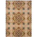 "Oriental Weavers Emerson 1'10"" X  3' 3"" Rug - Item Number: E2818B056099ST"