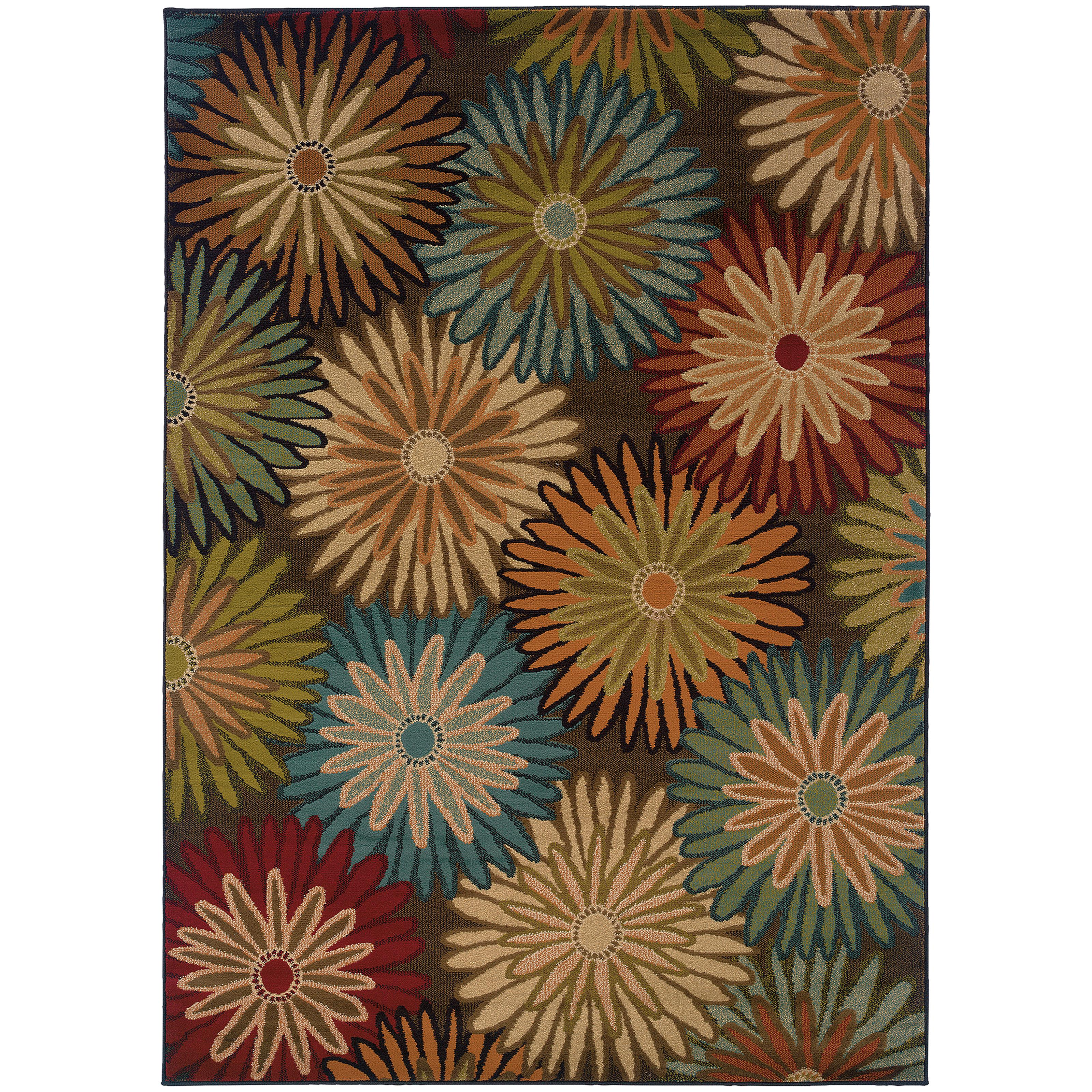 "Oriental Weavers Emerson 5' 0"" X  7' 6"" Rug - Item Number: E2820A152229ST"