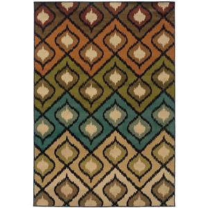 "Oriental Weavers Emerson 5' 0"" X  7' 6"" Rug"
