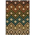 """Oriental Weavers Emerson 7'10"""" X 10' 0"""" Rug - Item Number: E3309A240305ST"""