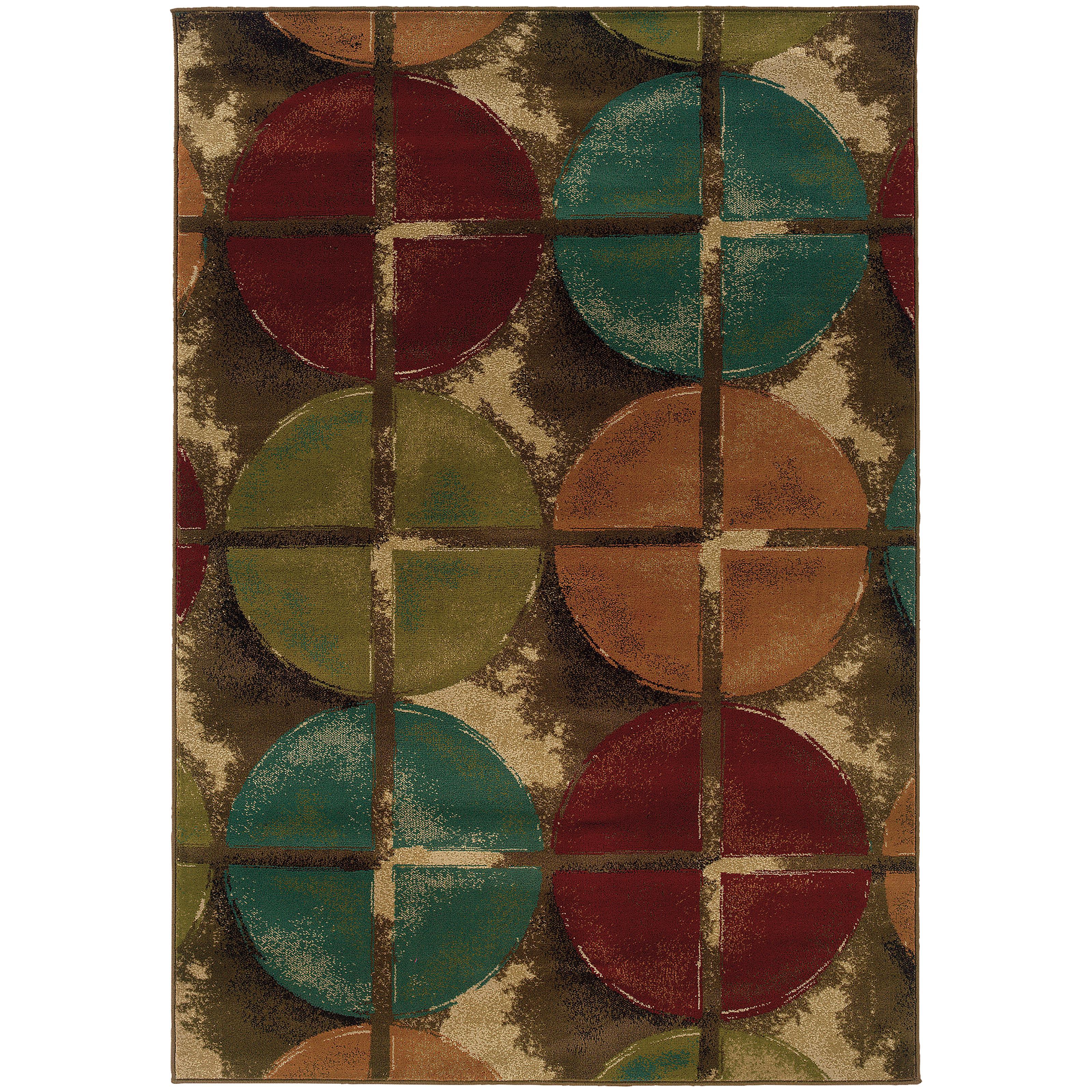 "Oriental Weavers Emerson 7'10"" X 10' 0"" Rug - Item Number: E3680B240305ST"