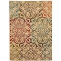 "Oriental Weavers Emerson 5' 0"" X  7' 6"" Rug - Item Number: E4872A152229ST"