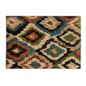 Oriental Weavers Emerson 5x8 Rug - Item Number: 4875A 5x8