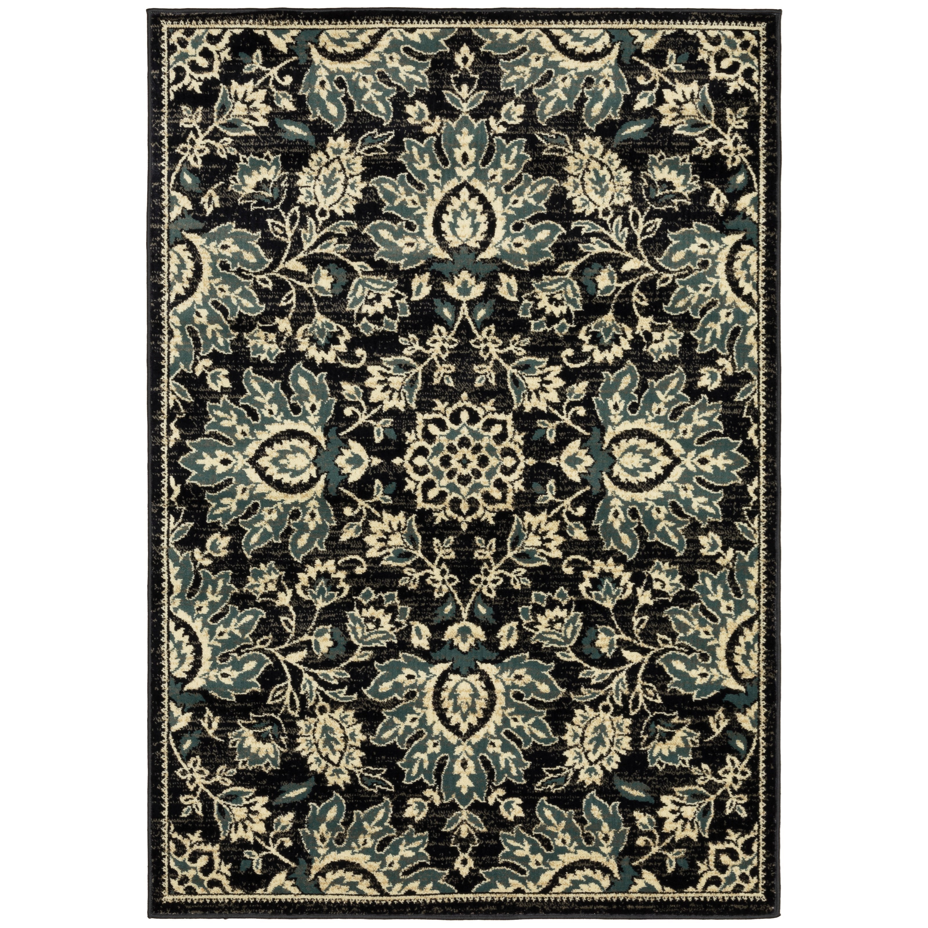 "Evandale 9'10"" X 12'10"" Rectangle Rug by Oriental Weavers at Darvin Furniture"