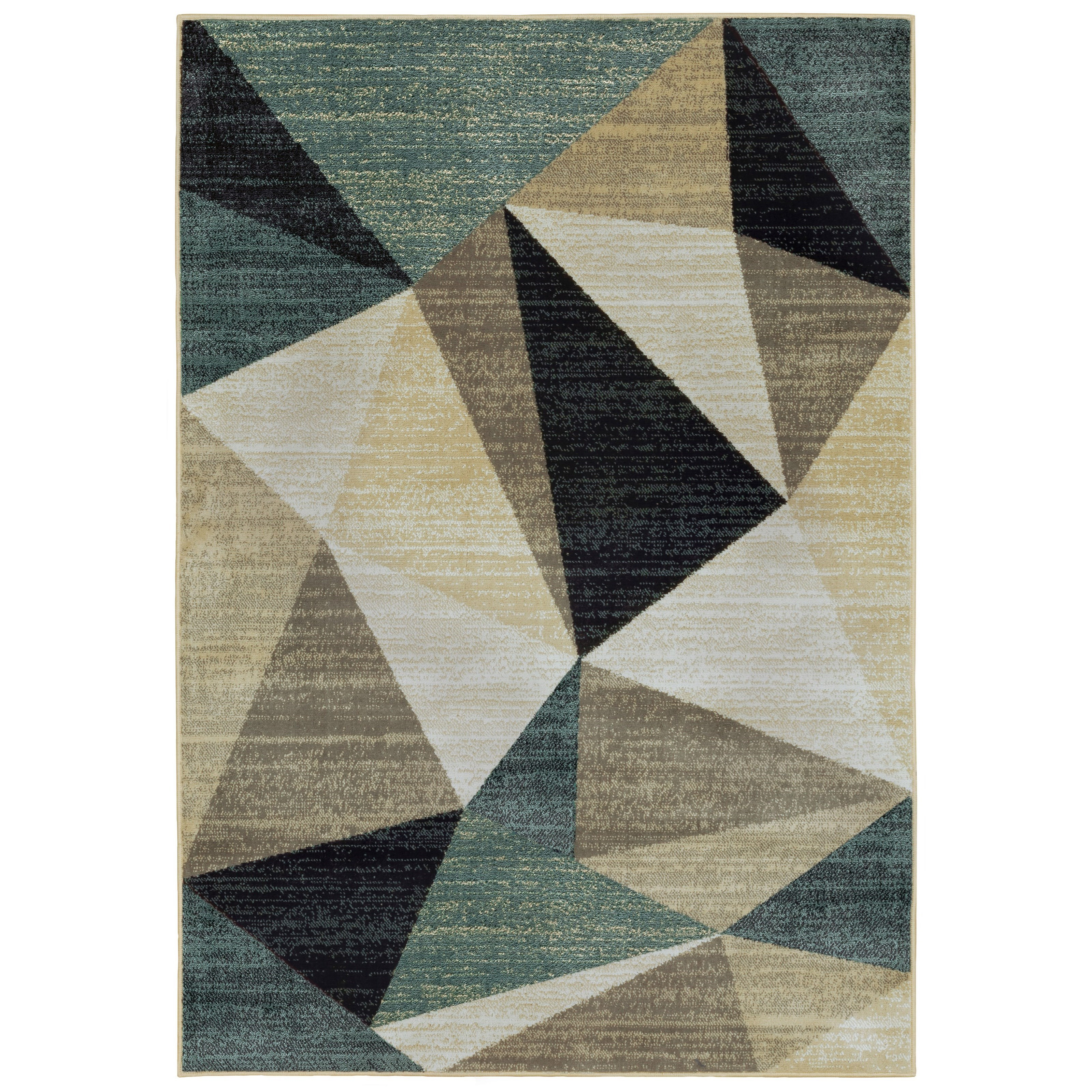 """Evandale 3'10"""" X  5' 5"""" Rectangle Rug by Oriental Weavers at Darvin Furniture"""