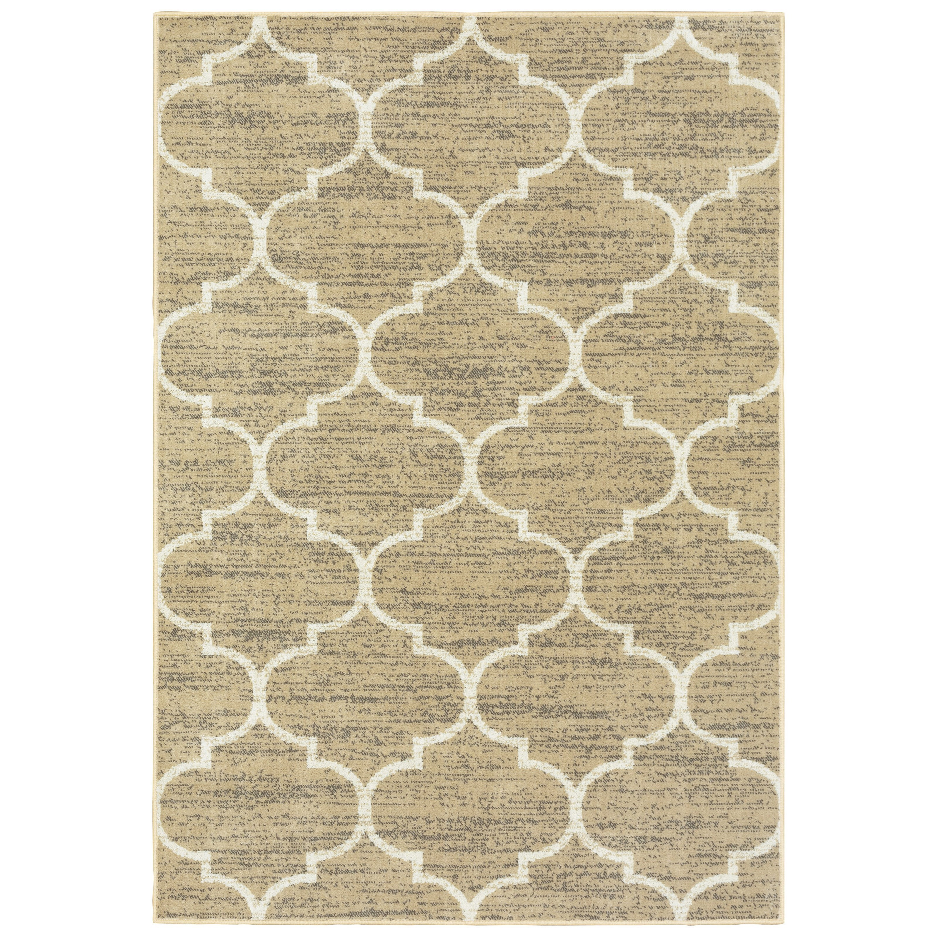 """Evandale 6' 7"""" X  9' 2"""" Rectangle Rug by Oriental Weavers at Darvin Furniture"""