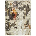 "Oriental Weavers Evolution 7'10"" X 10'10"" Rectangle Rug - Item Number: EVO7770J710X1010"