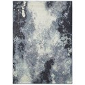 "Oriental Weavers Evolution 10' 0"" X 13' 2"" Rectangle Rug - Item Number: EVO8000B10X132"