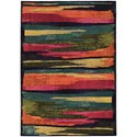 """Oriental Weavers Expressions 9' 9"""" X 12' 2"""" Rectangle Rug - Item Number: EXP207X99X122"""