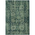 "Oriental Weavers Expressions 5' 3"" X  7' 6"" Rectangle Rug - Item Number: EXP3333G53X76"