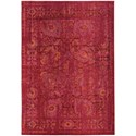 """Oriental Weavers Expressions 4' 0"""" X  5' 9"""" Rectangle Rug - Item Number: EXP3333R4X59"""