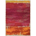 """Oriental Weavers Expressions 4' 0"""" X  5' 9"""" Rectangle Rug - Item Number: EXP5501R4X59"""