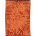 "Oriental Weavers Expressions 4' 0"" X  5' 9"" Rectangle Rug - Item Number: EXP5997C4X59"