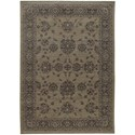 "Oriental Weavers Foundry 9'10"" X 12'10"" Traditional Grey/ Grey Rectan - Item Number: FOU4924E910X1210"