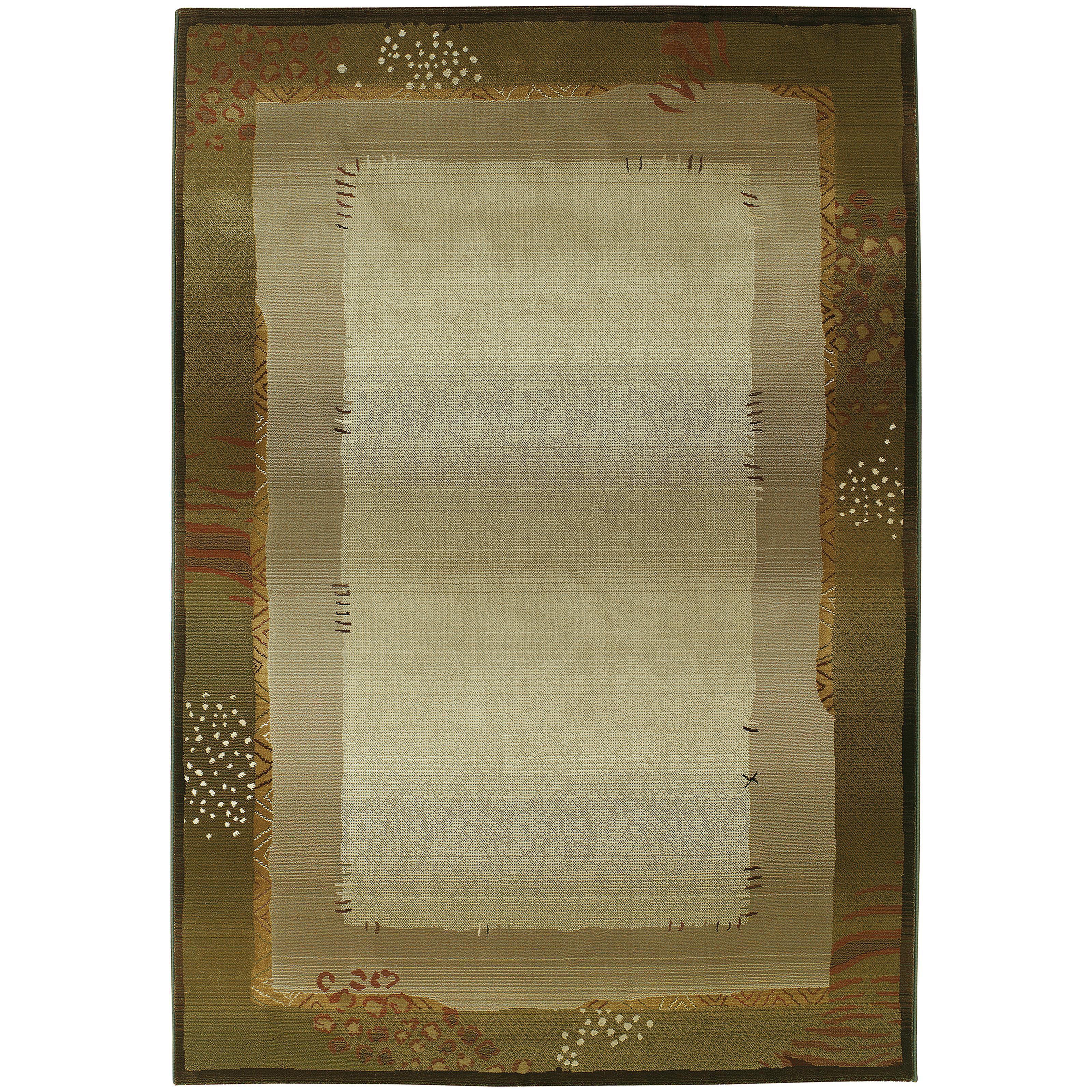 "Oriental Weavers Generations 4' X  5' 9"" Rug - Item Number: G112G1120180ST"