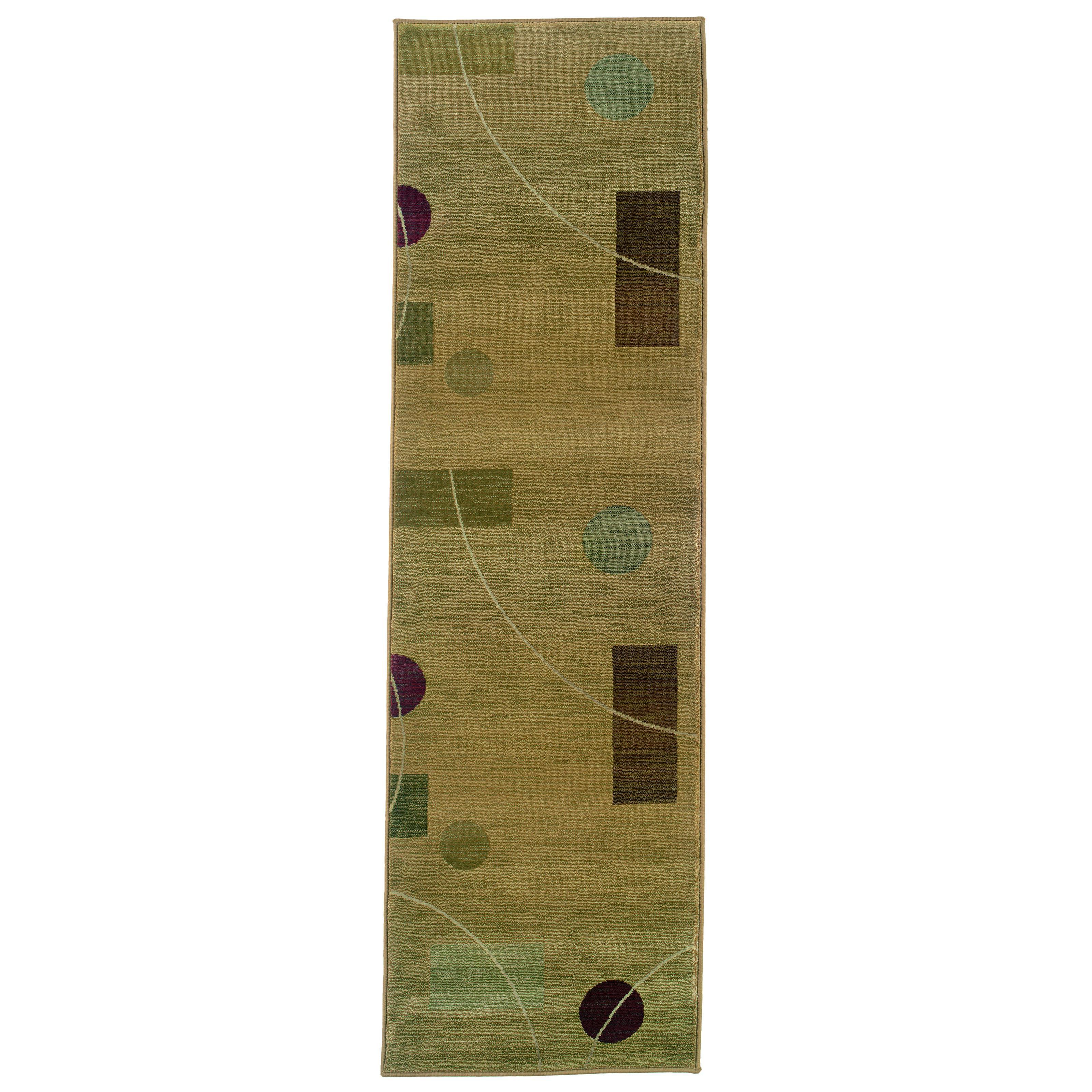 "Oriental Weavers Generations 2' 7"" X  9' 1"" Rug - Item Number: G1504G080285ST"