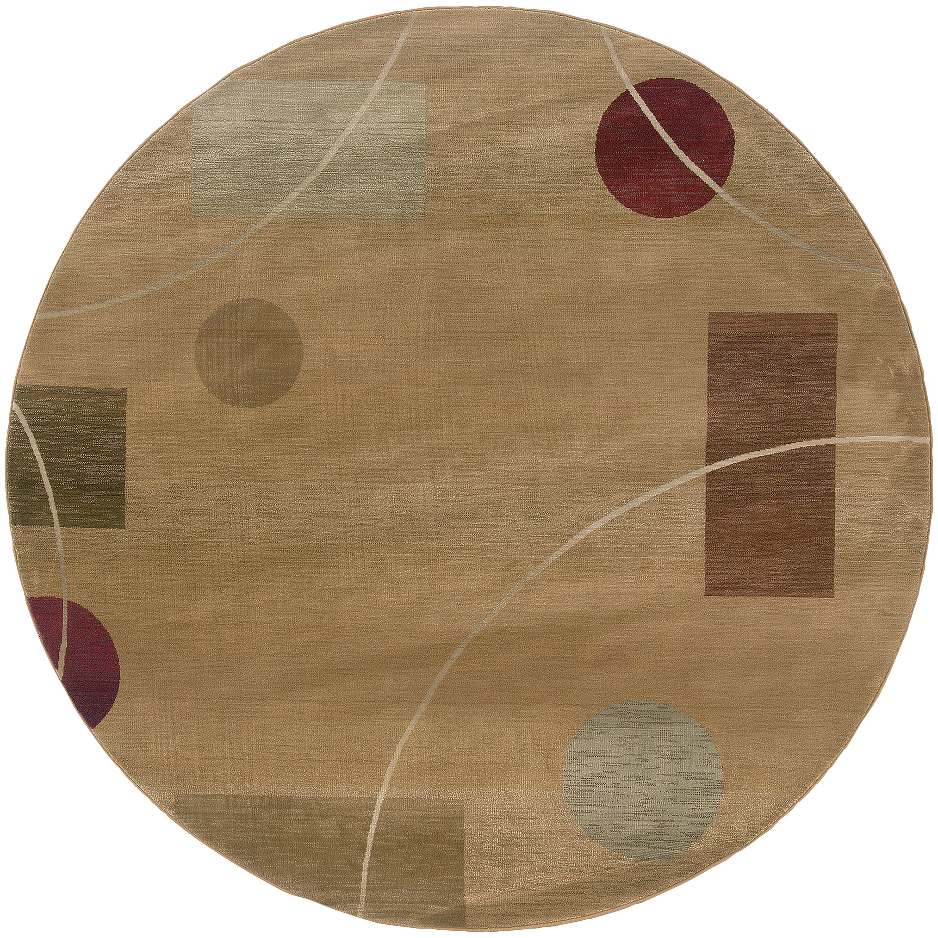 Oriental Weavers Generations 6' Rug - Item Number: G1504G180180ST
