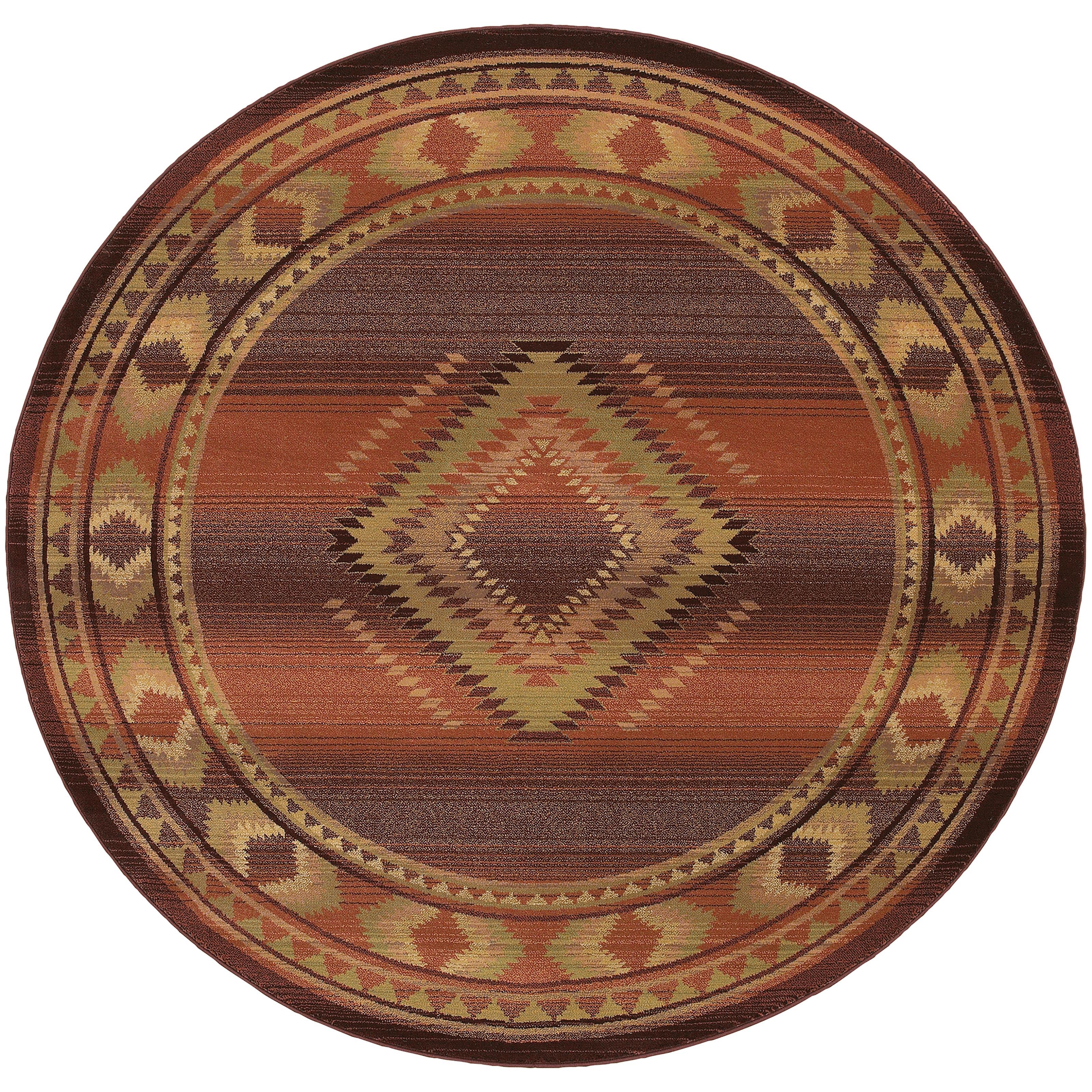 Oriental Weavers Generations 6' Rug - Item Number: G1506C180180ST