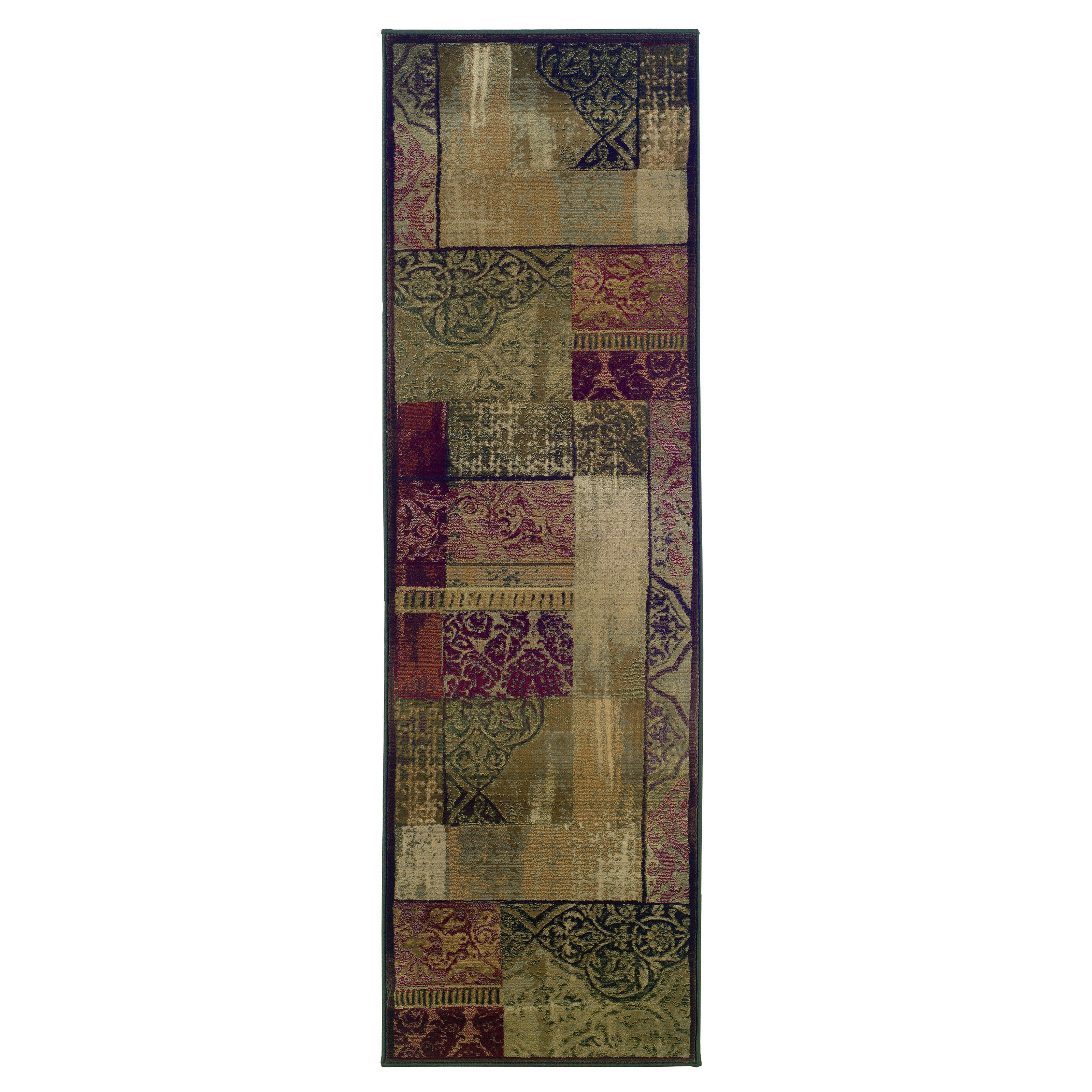"Oriental Weavers Generations 2' 7"" X  9' 1"" Rug - Item Number: G1527X080285ST"