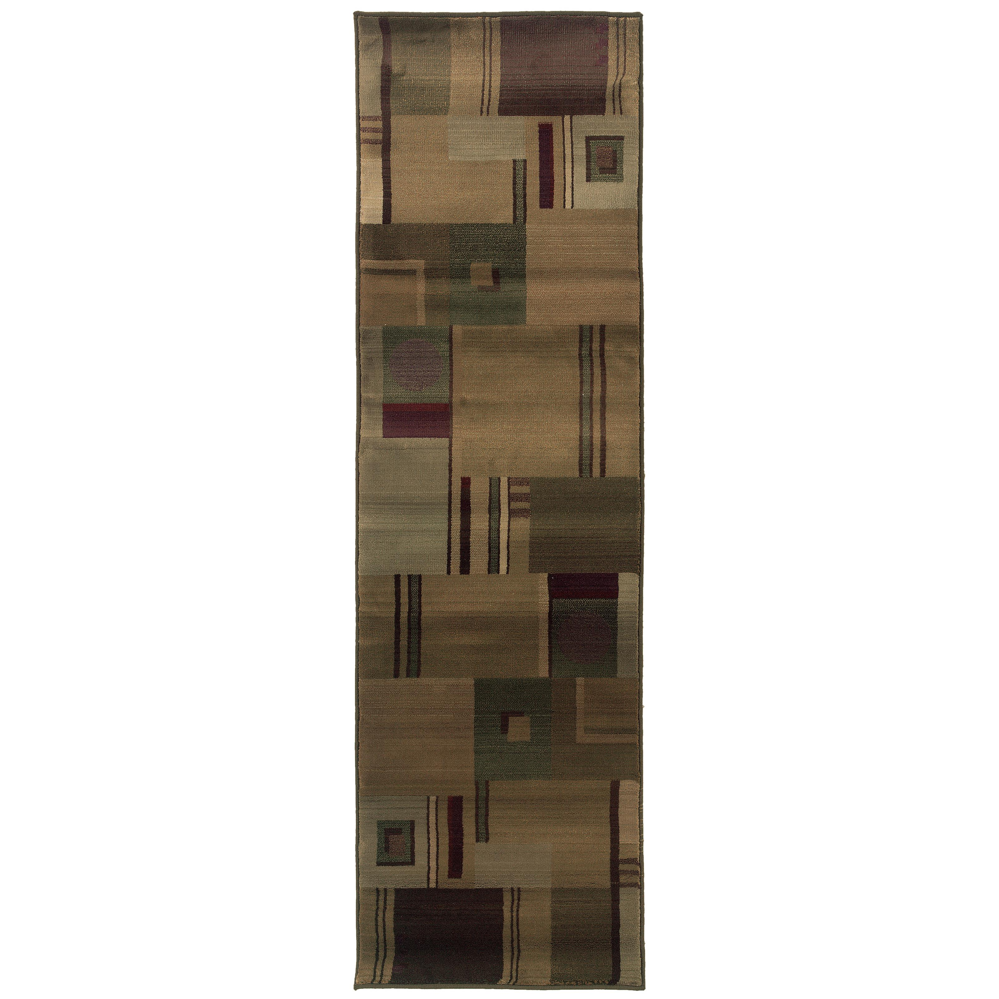 "Oriental Weavers Generations 2' 7"" X  9' 1"" Rug - Item Number: G157G1080285ST"