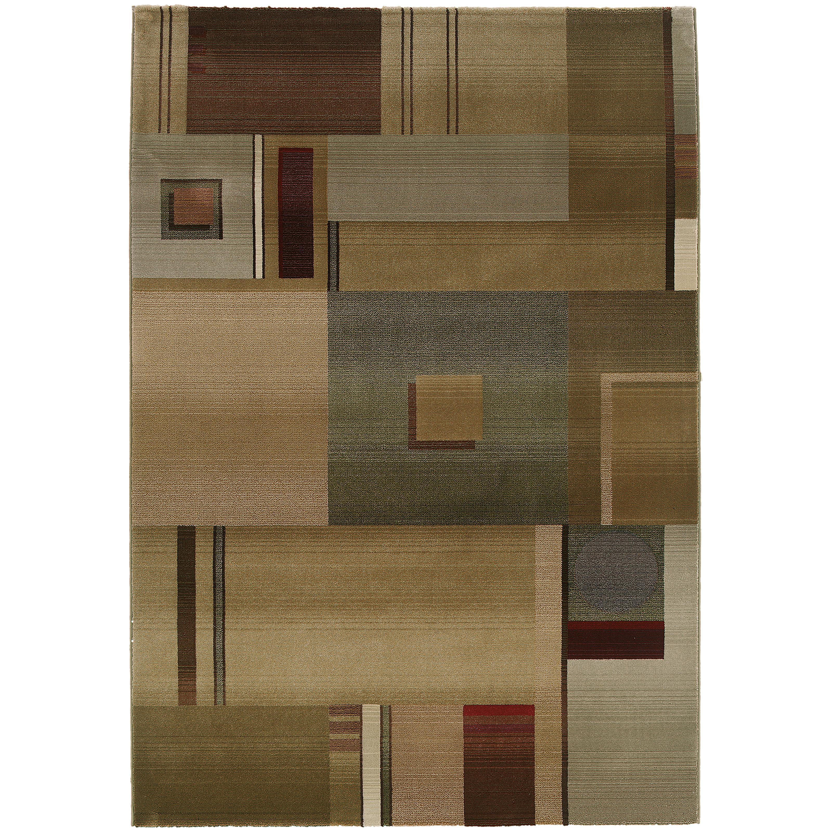 "Oriental Weavers Generations 7'10"" X 11' Rug - Item Number: G157G1240340ST"