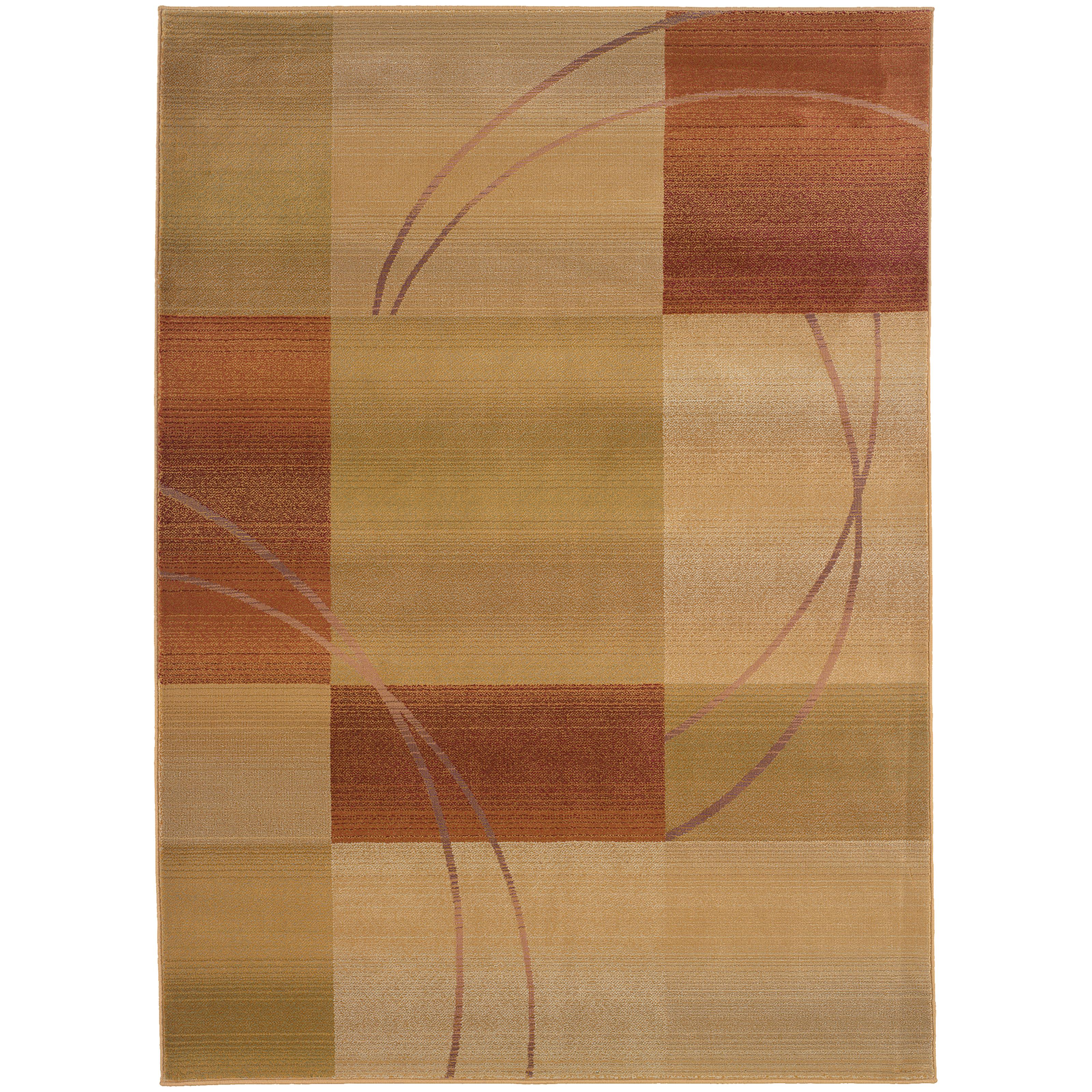 "Oriental Weavers Generations 2' 3"" X  4' 5"" Rug - Item Number: G1608D068135ST"