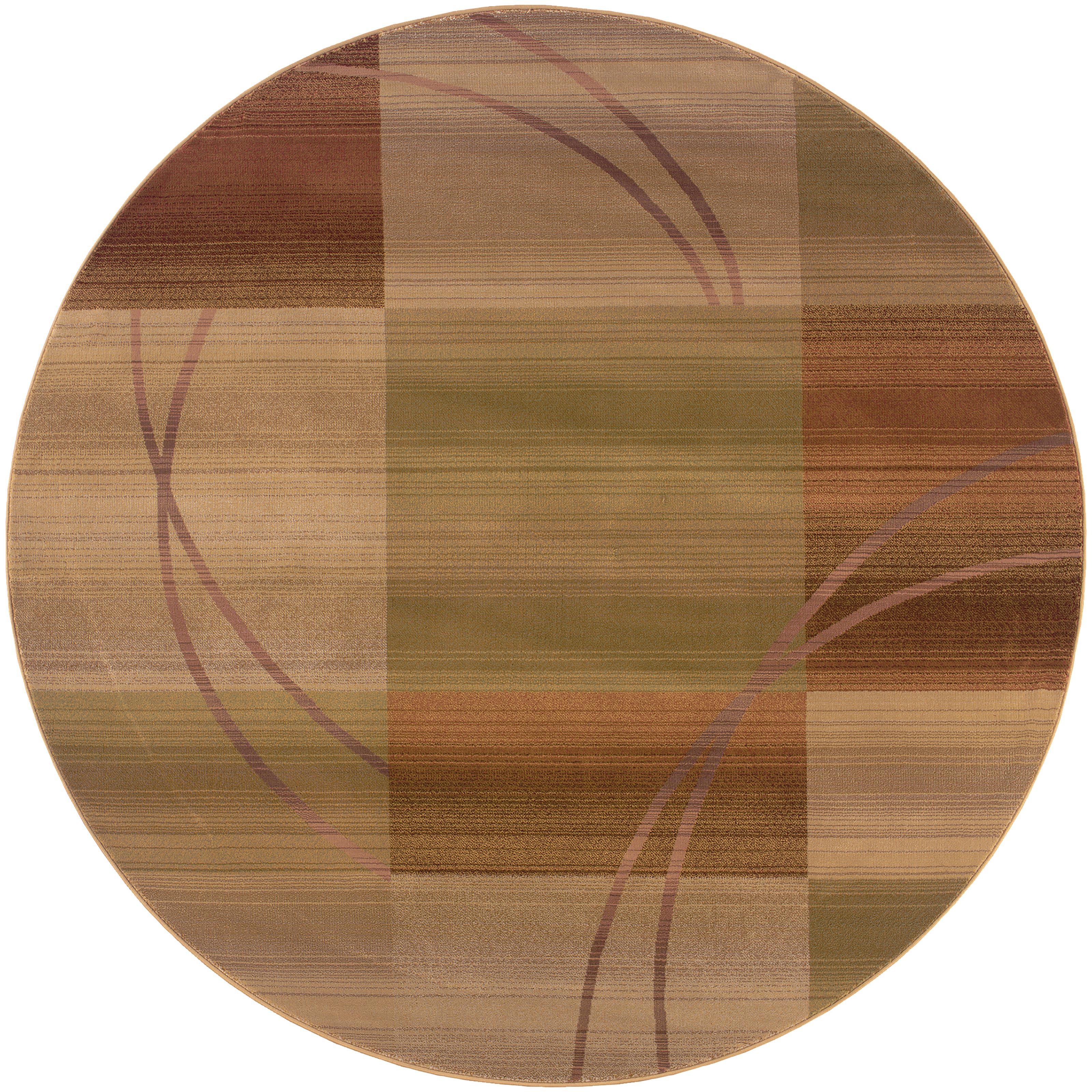 Oriental Weavers Generations 6' Rug - Item Number: G1608D180180ST