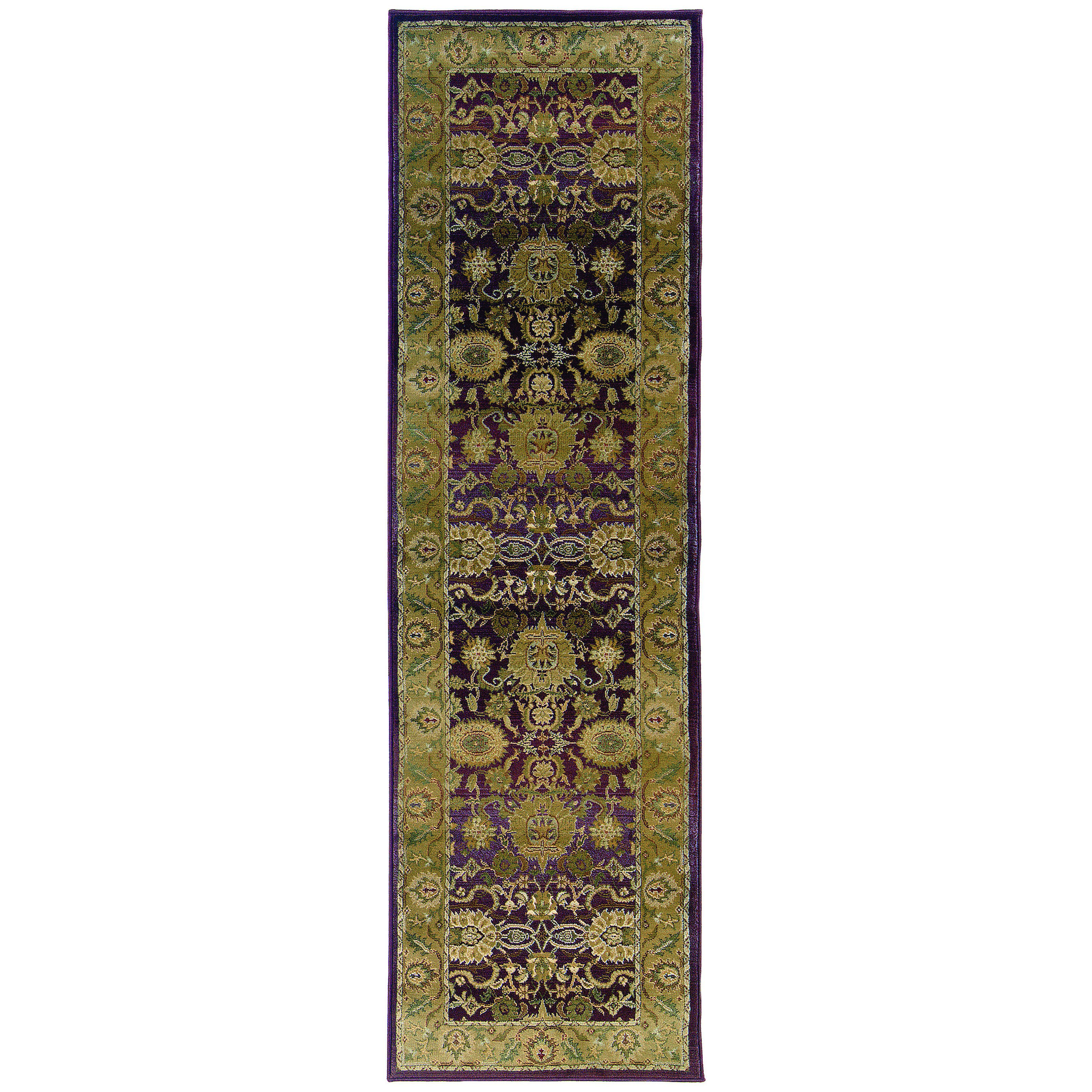 "Oriental Weavers Generations 2' 7"" X  9' 1"" Rug - Item Number: G1732M080285ST"