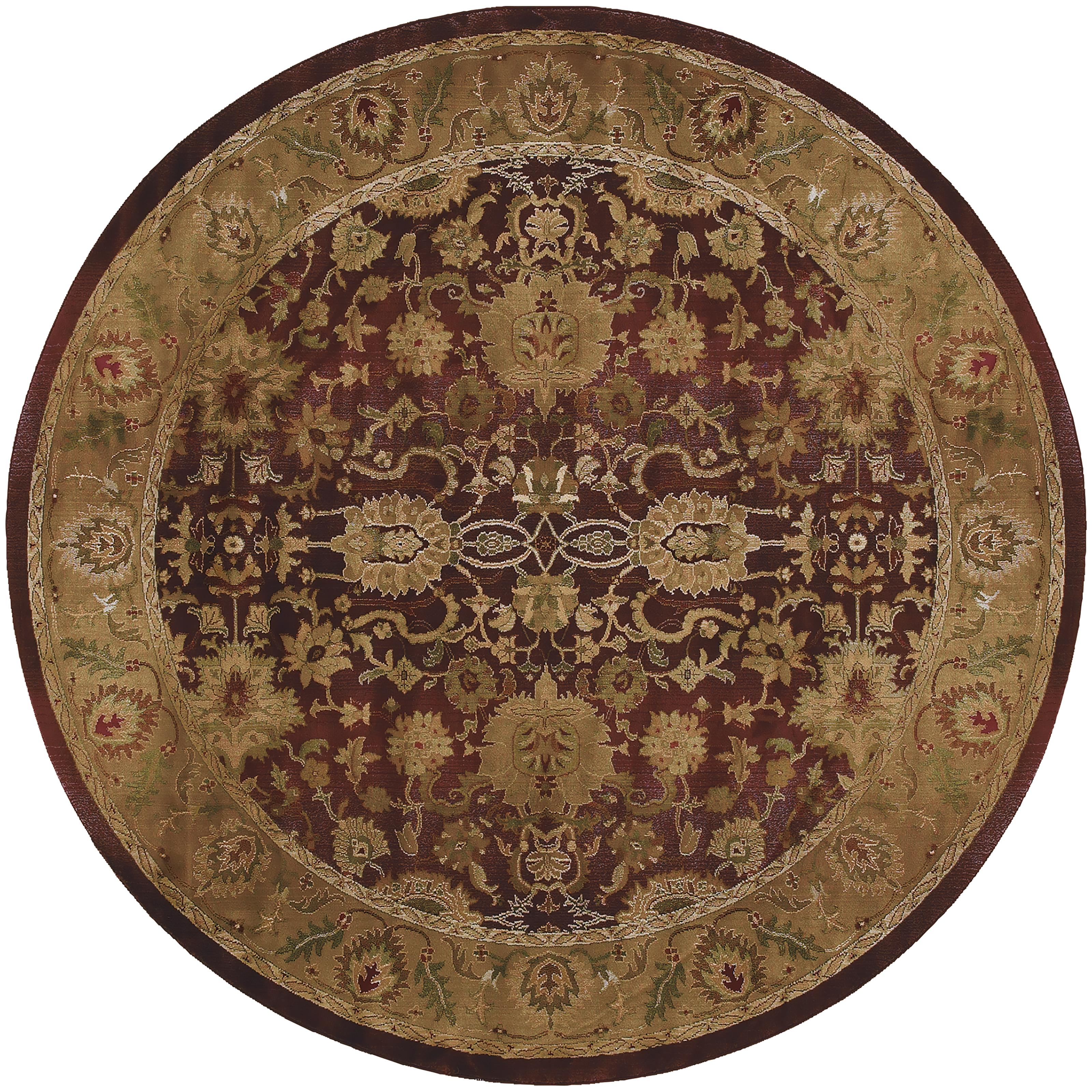 Oriental Weavers Generations 6' Rug - Item Number: G1732M180180ST