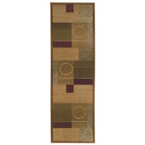 """Oriental Weavers Generations 2' 3"""" X  7' 6"""" Rug"""