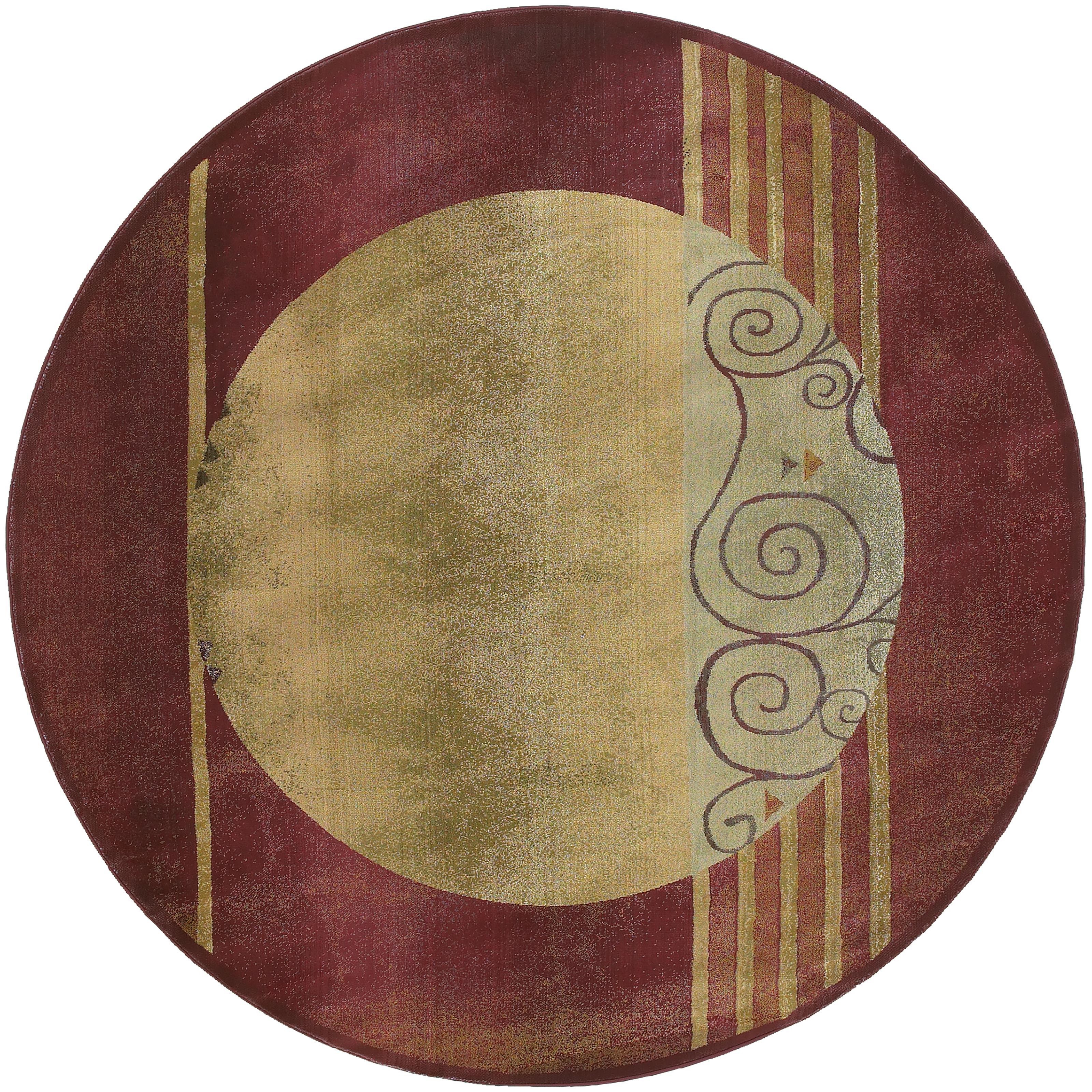Oriental Weavers Generations 6' Rug - Item Number: G213R1180180ST