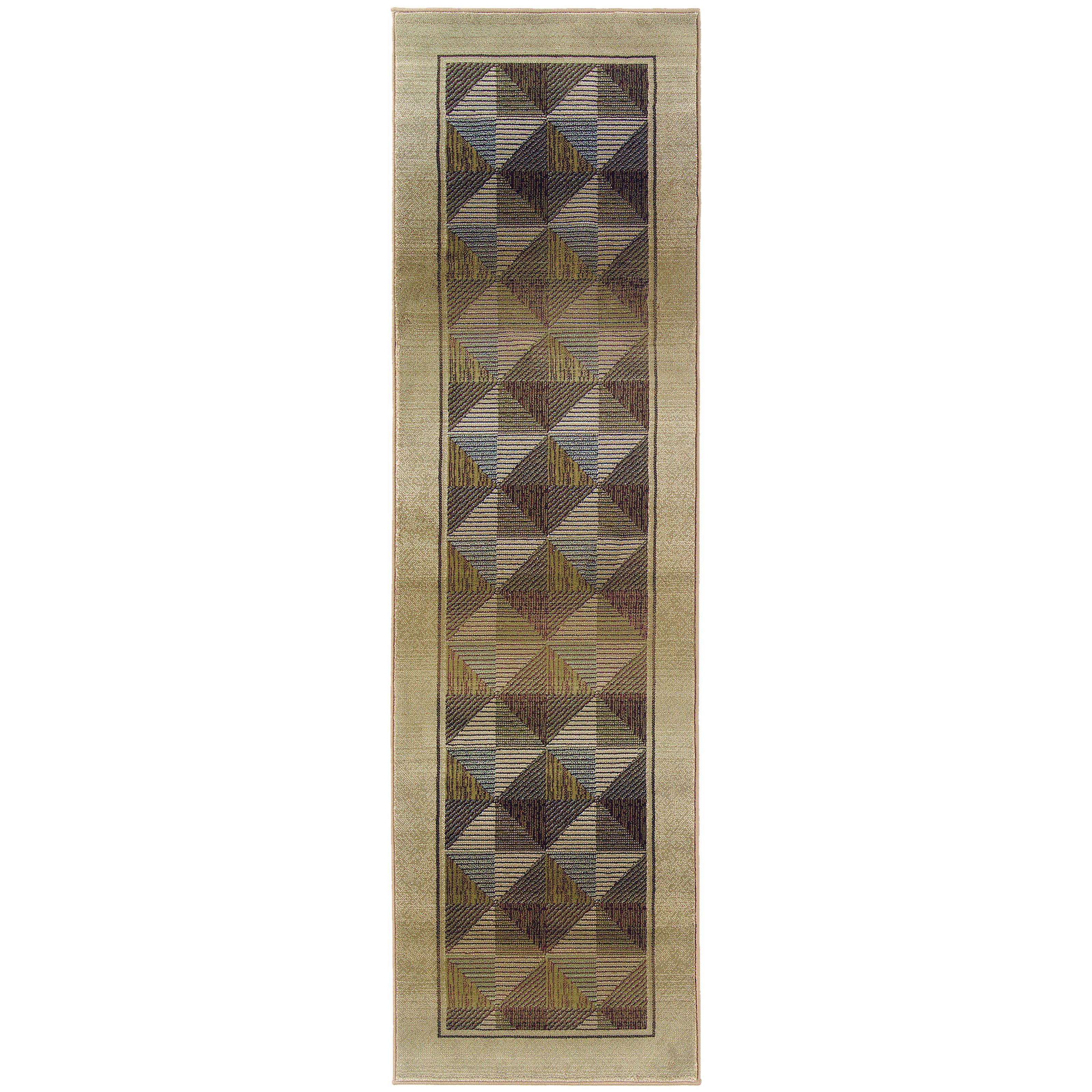 "Oriental Weavers Generations 2' 7"" X  9' 1"" Rug - Item Number: G252J1080285ST"